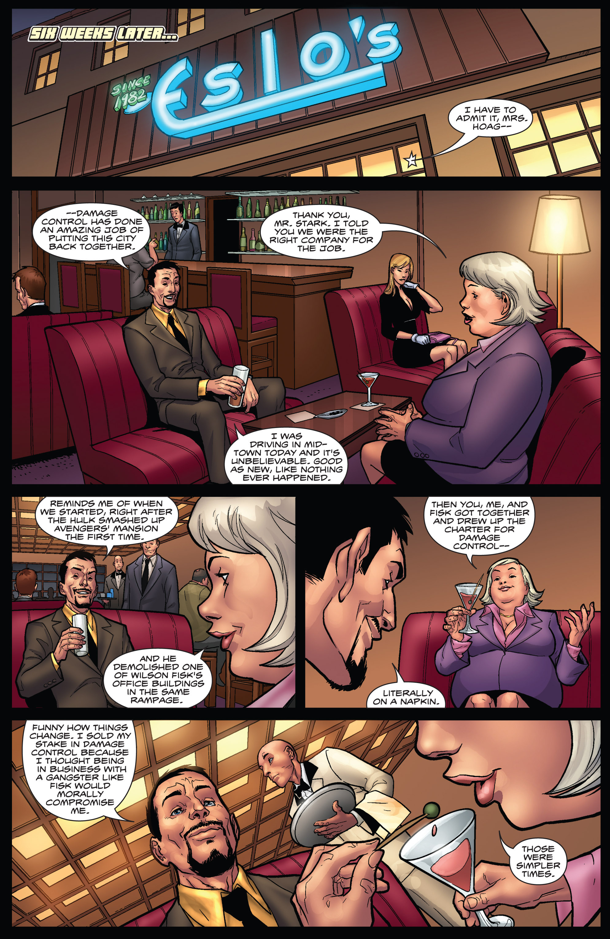 Read online WWH Aftersmash: Damage Control comic -  Issue #3 - 22