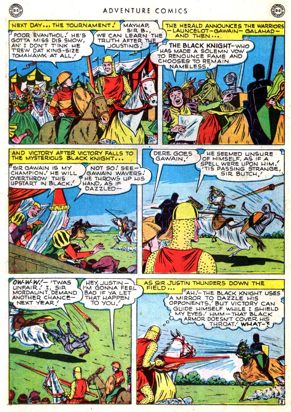 Read online Adventure Comics (1938) comic -  Issue #137 - 32