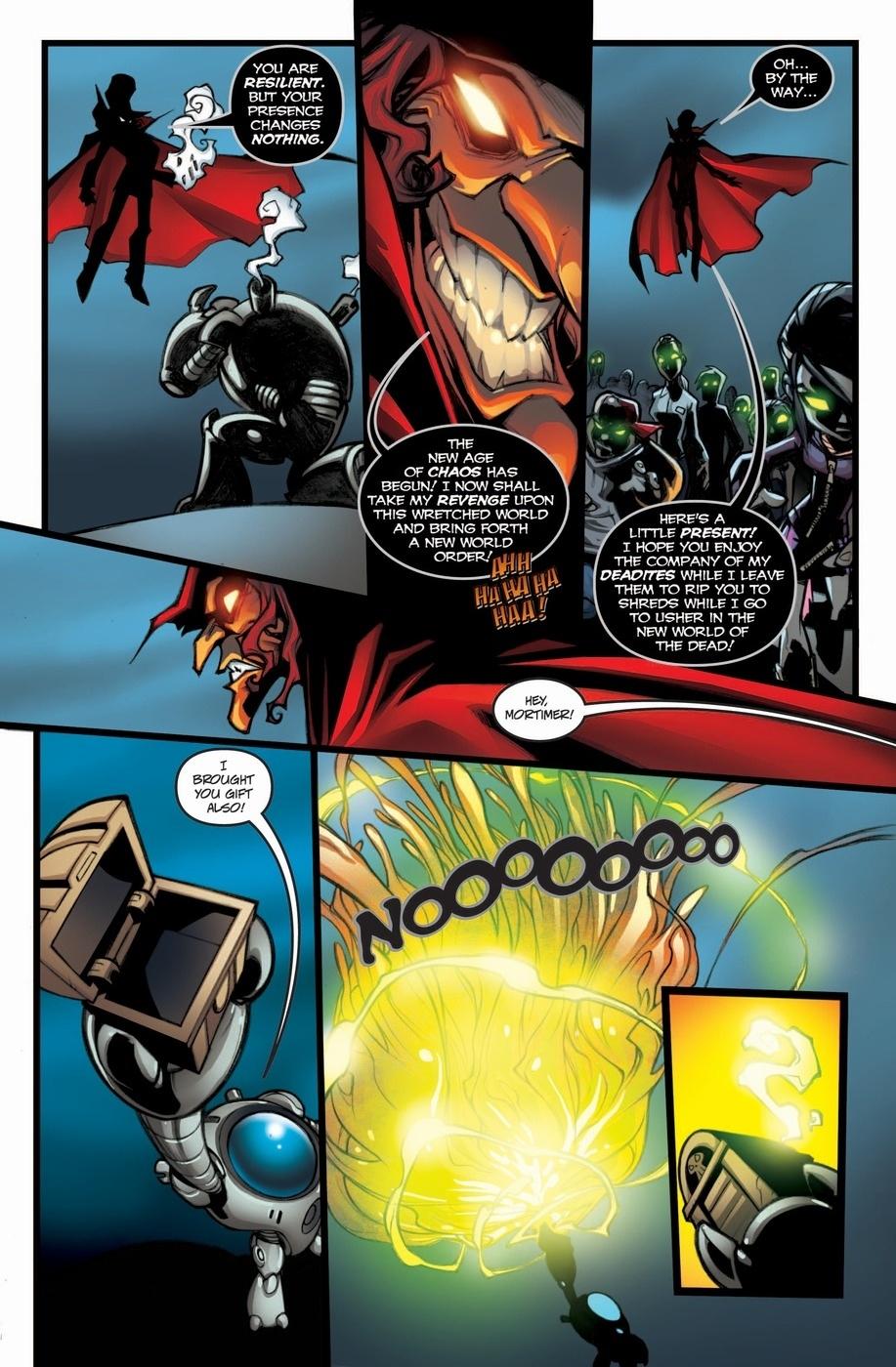 Read online Ralph Filmore comic -  Issue # Full - 55