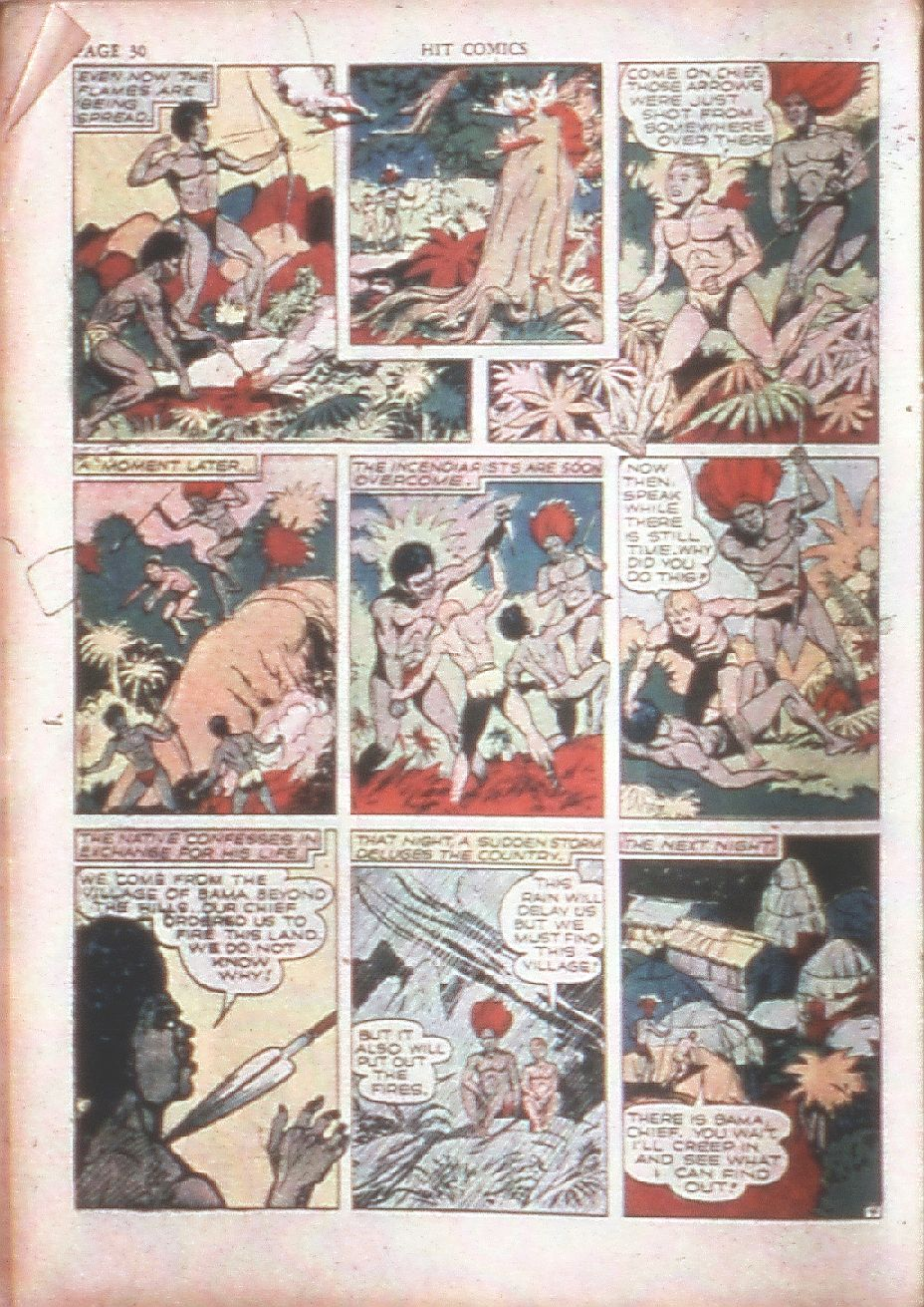 Read online Hit Comics comic -  Issue #15 - 32