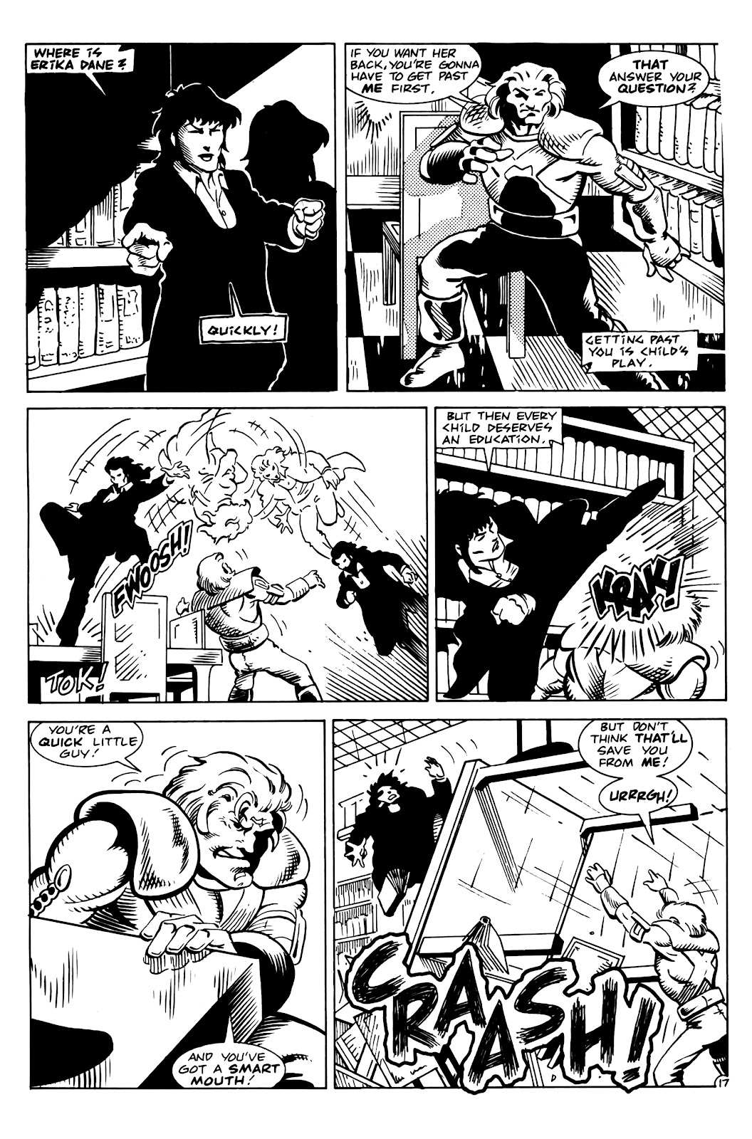 Eagle issue 14 - Page 19
