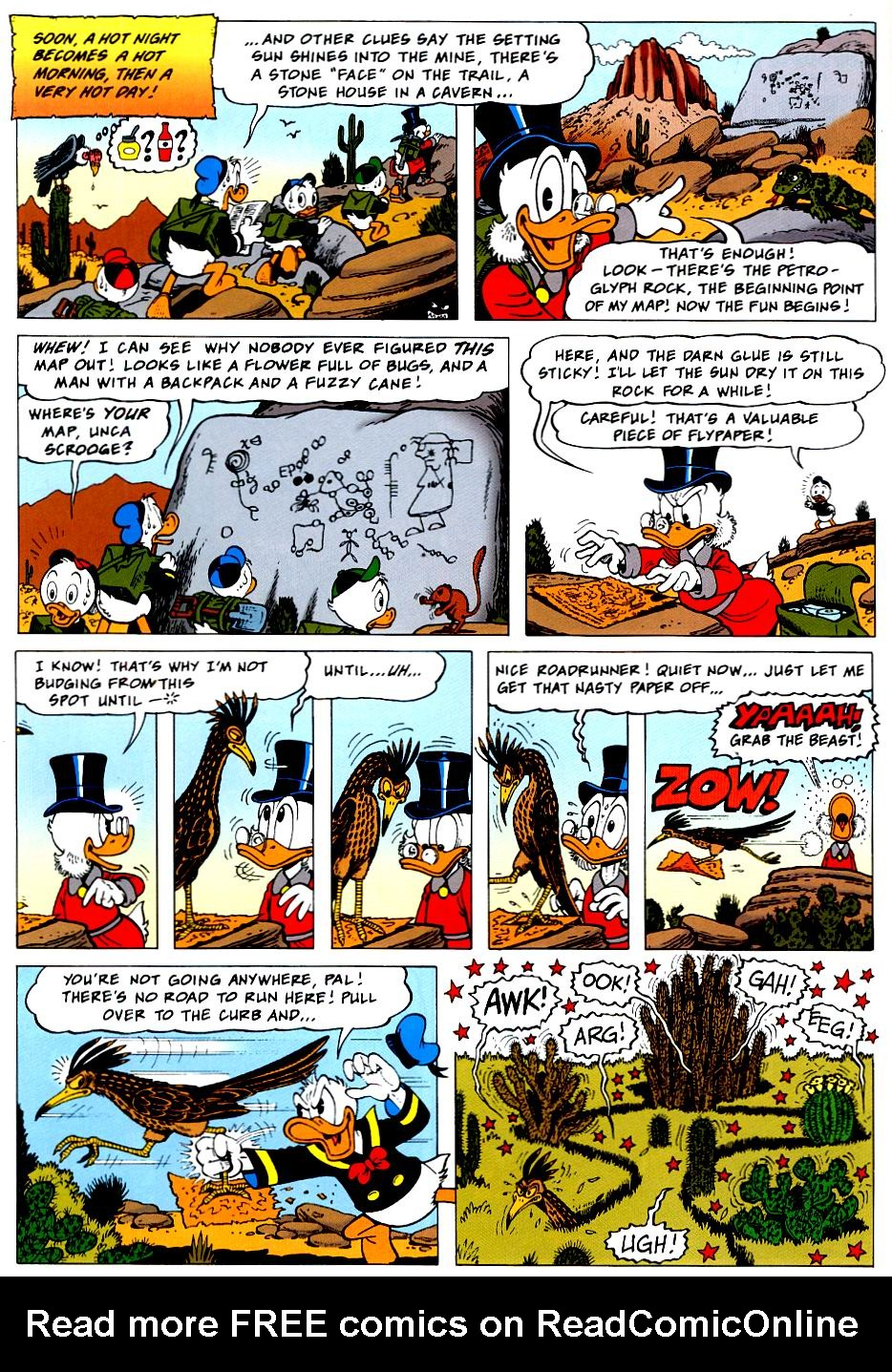 Read online Uncle Scrooge (1953) comic -  Issue #319 - 8