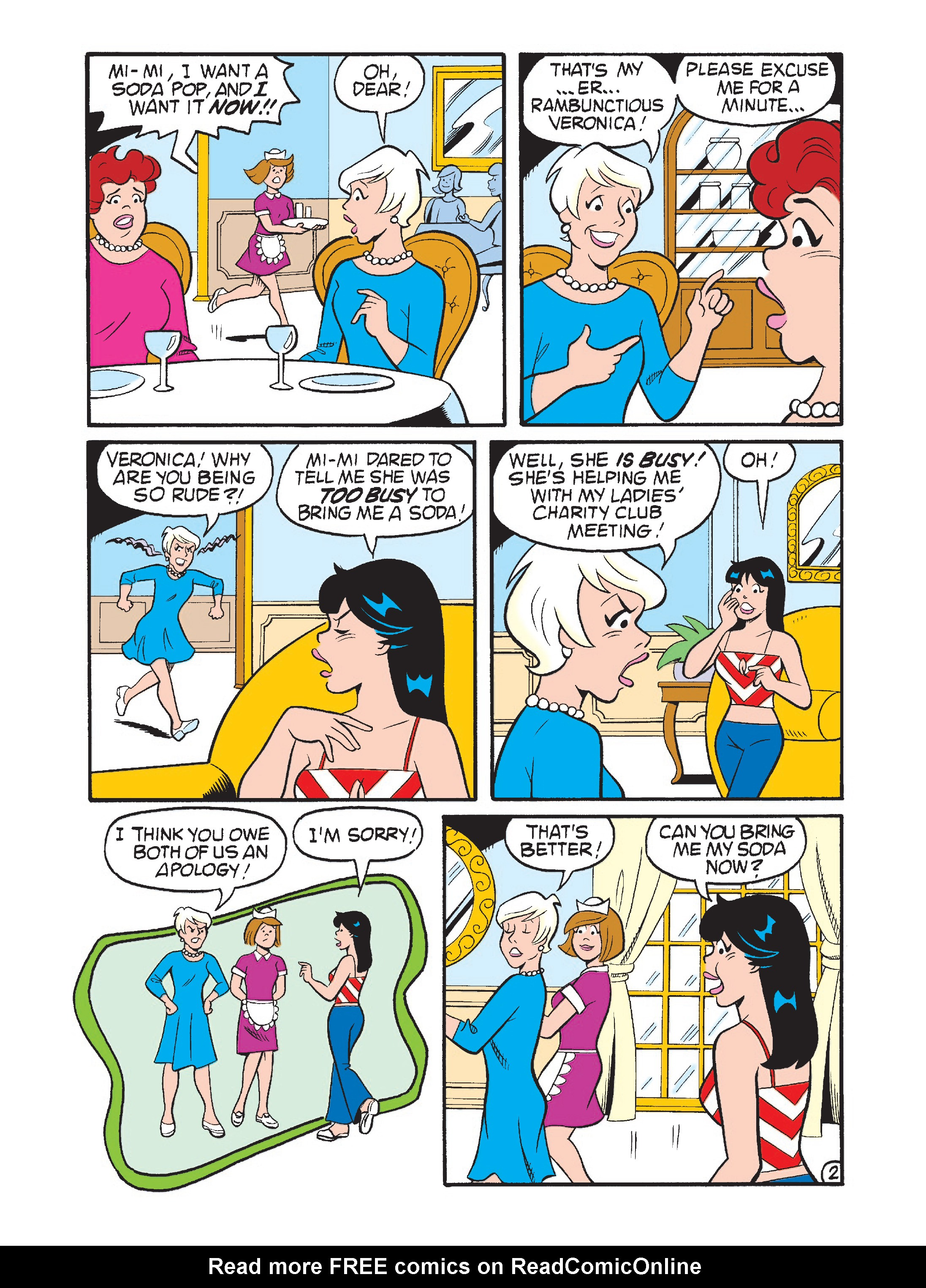 Read online Archie 75th Anniversary Digest comic -  Issue #4 - 24
