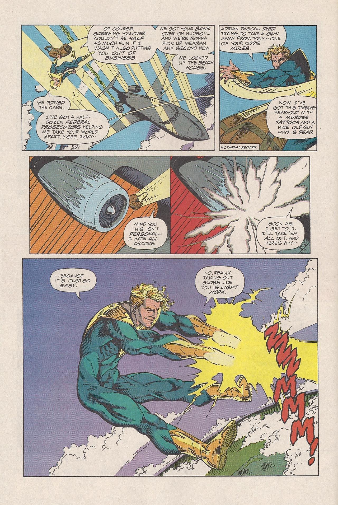 Read online Triumph comic -  Issue #2 - 10