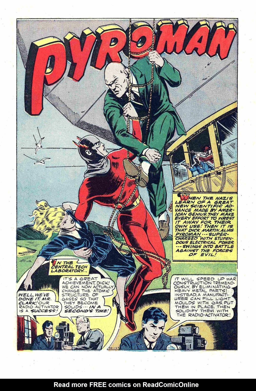 Read online America's Best Comics comic -  Issue #13 - 27