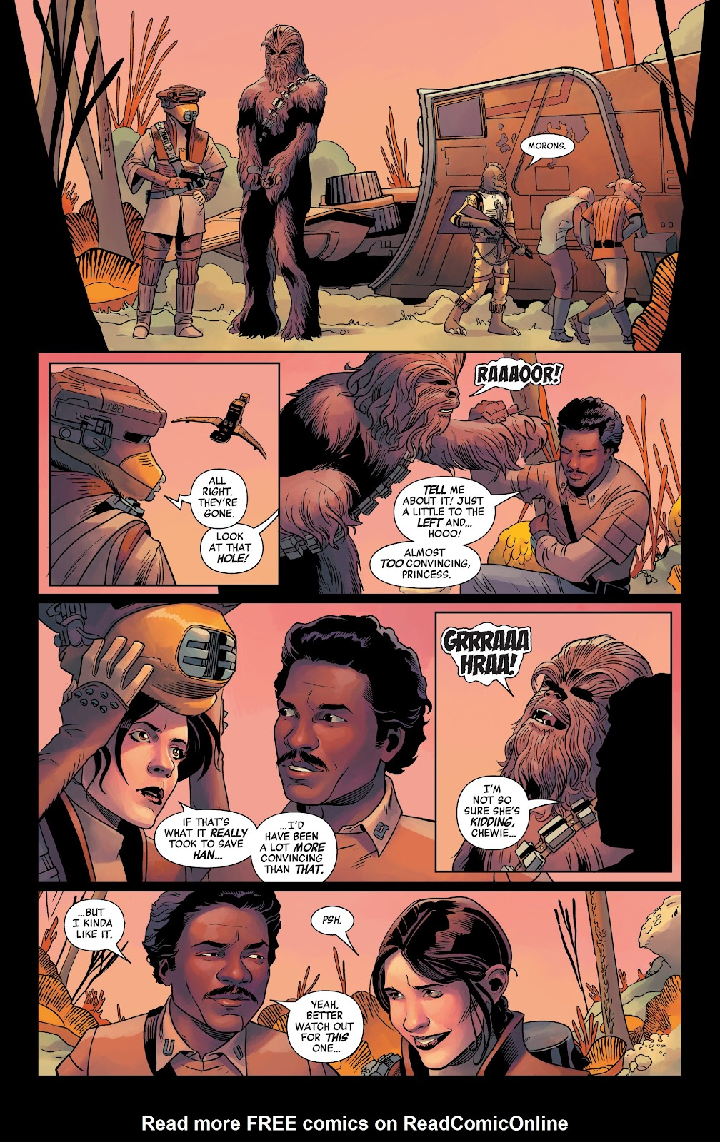 Read online Star Wars: Age of Rebellion - Heroes comic -  Issue # TPB - 24