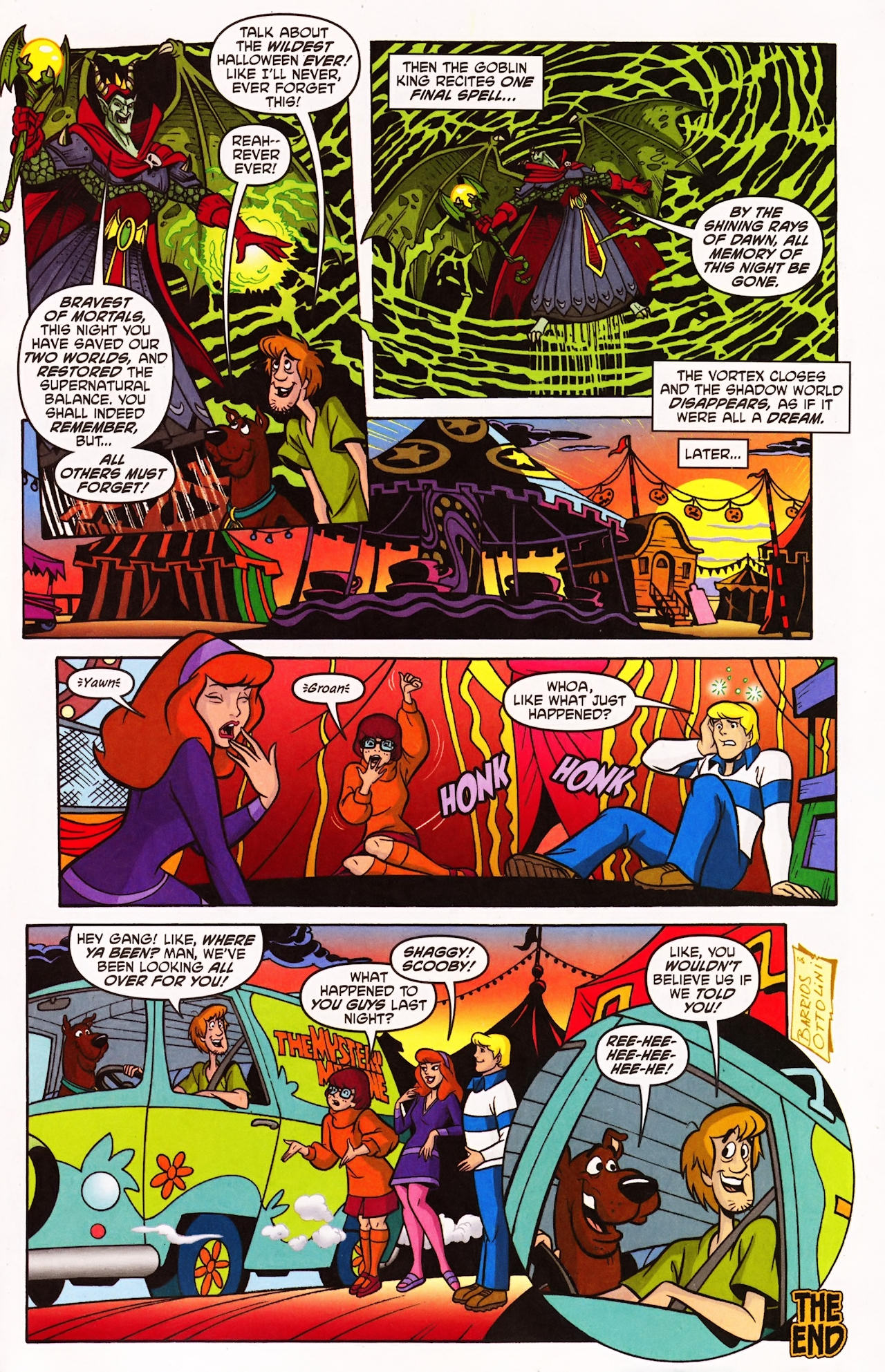Read online Scooby-Doo (1997) comic -  Issue #141 - 21