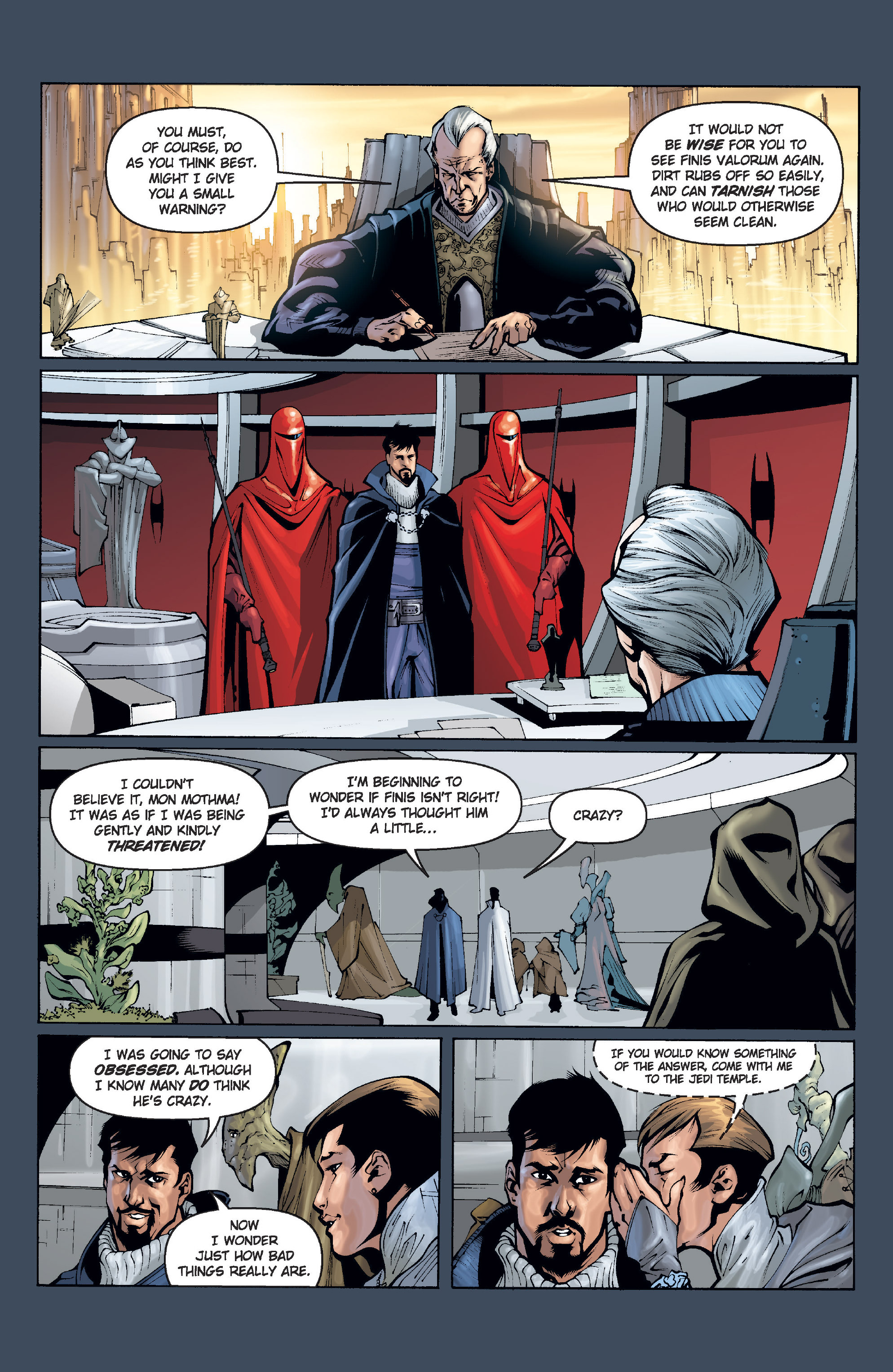Read online Star Wars Omnibus comic -  Issue # Vol. 24 - 370