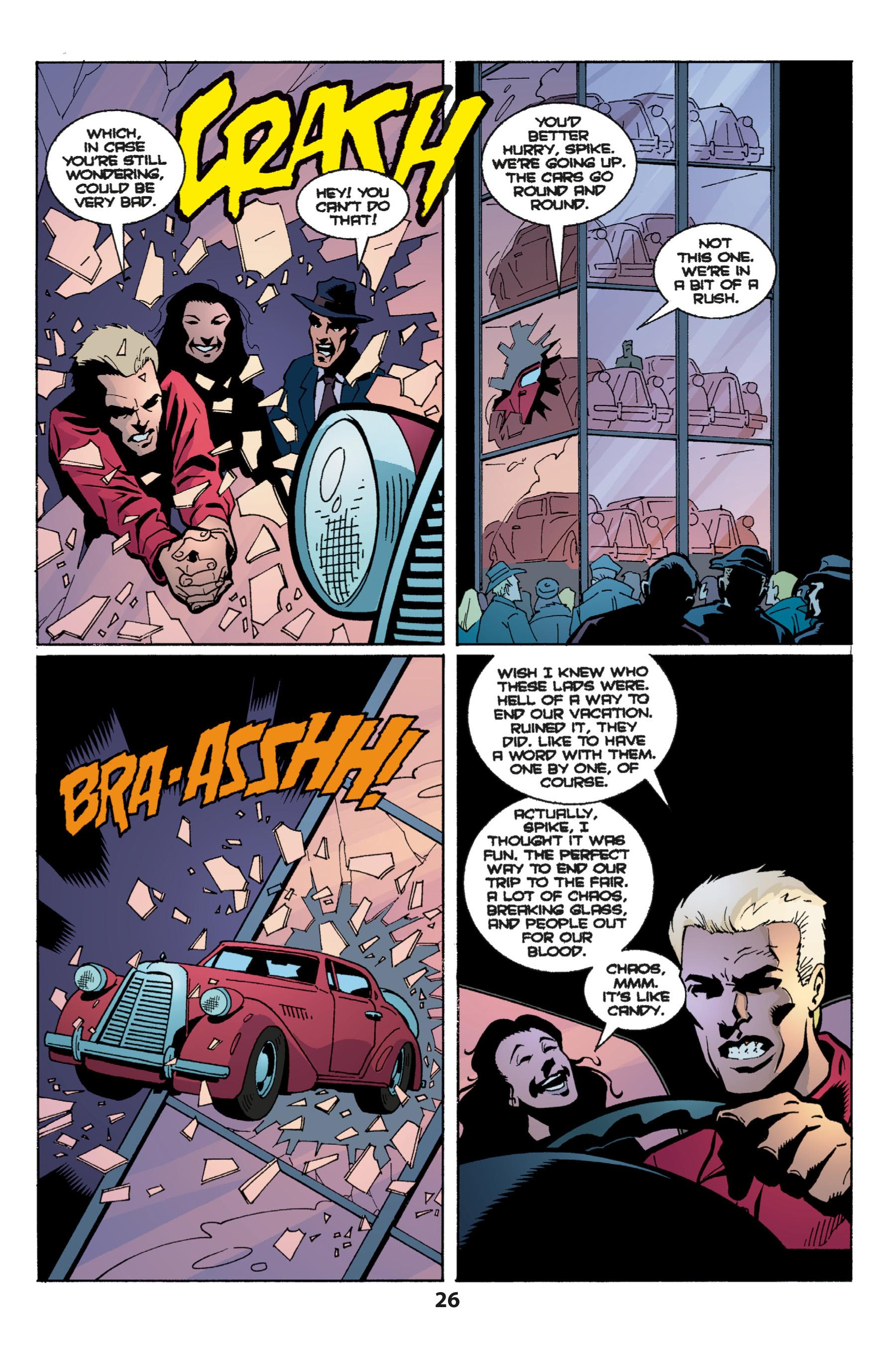 Read online Buffy the Vampire Slayer: Omnibus comic -  Issue # TPB 1 - 28