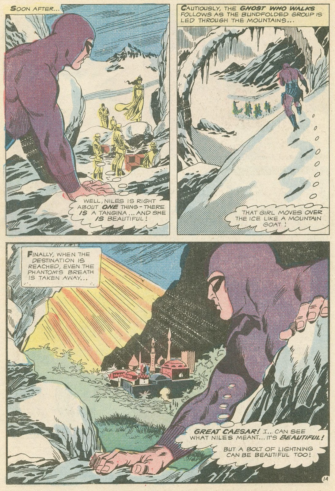 The Phantom (1969) issue 31 - Page 15