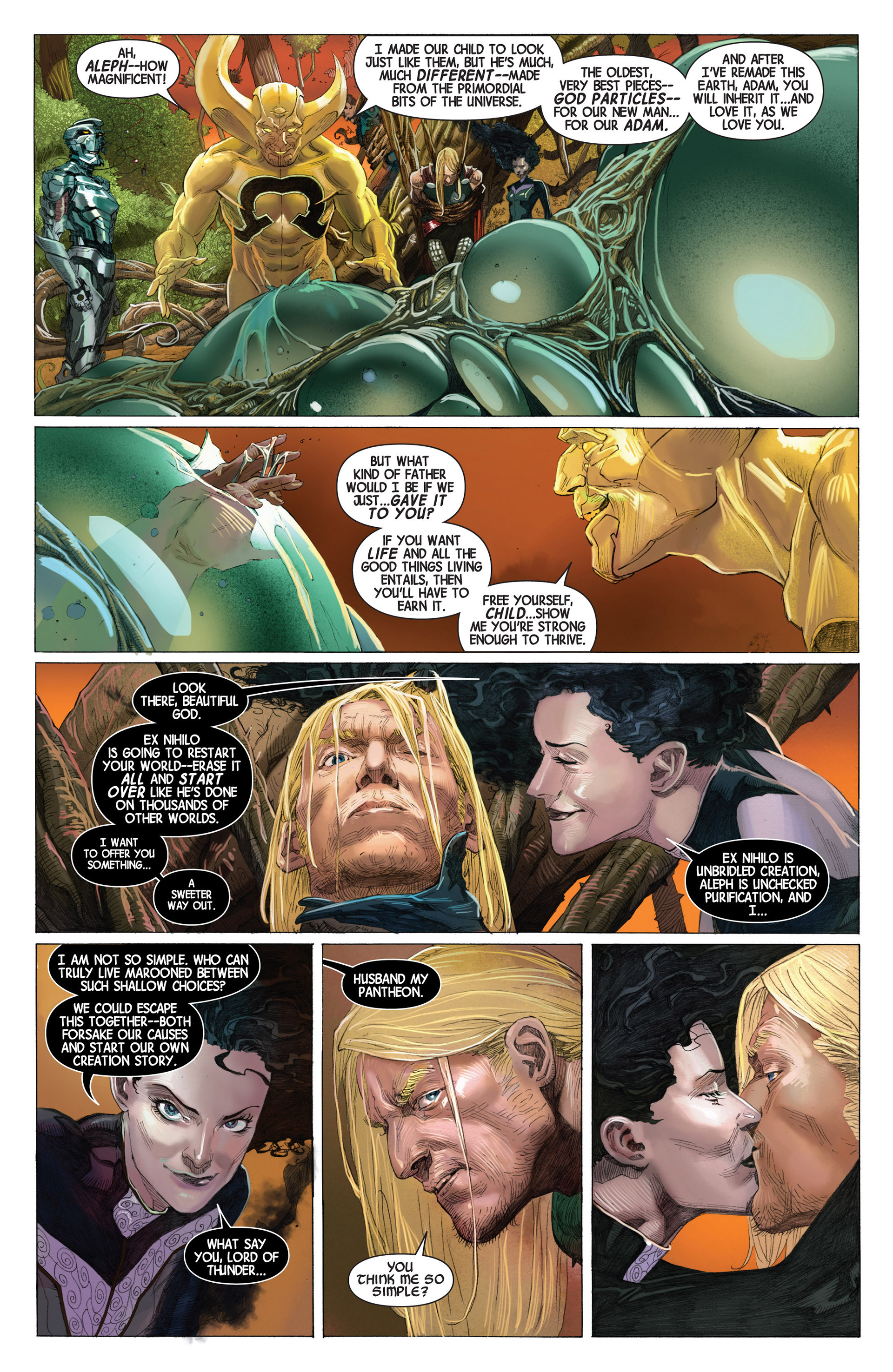 Read online Avengers (2013) comic -  Issue #3 - 6