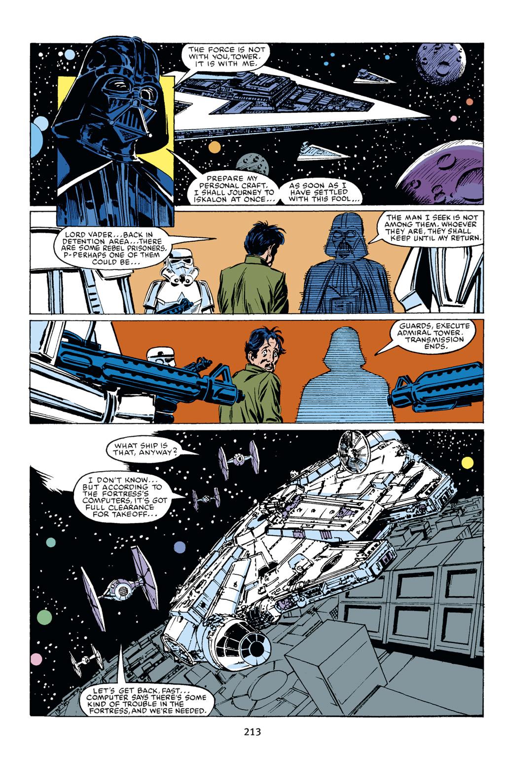 Read online Star Wars Omnibus comic -  Issue # Vol. 18 - 200