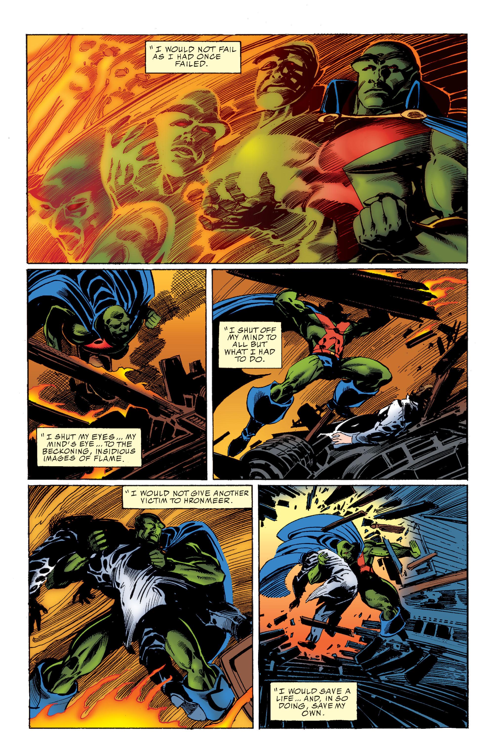 Read online Martian Manhunter: Son of Mars comic -  Issue # TPB - 22