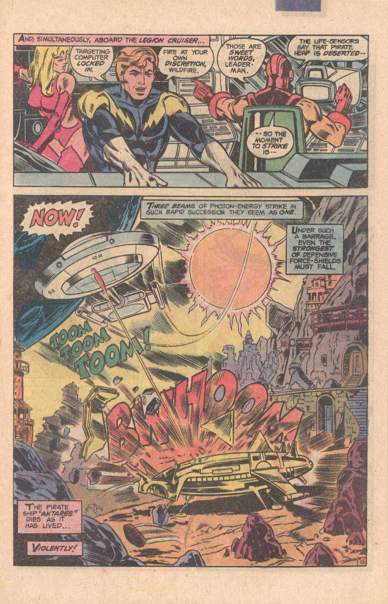 Legion of Super-Heroes (1980) 275 Page 15