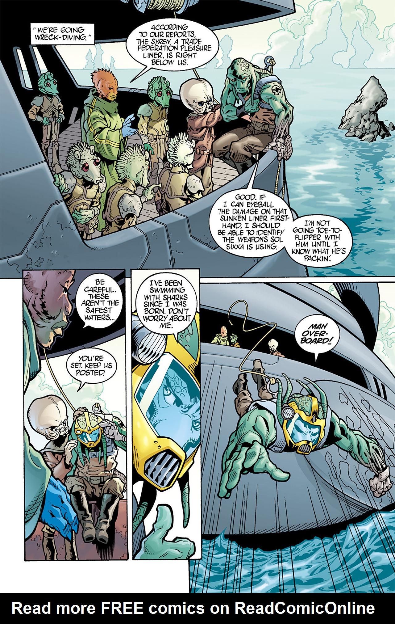 Read online Star Wars Omnibus comic -  Issue # Vol. 10 - 392