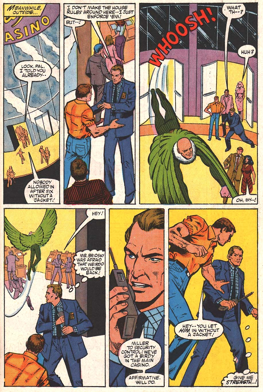 Web of Spider-Man (1985) Issue #24 #34 - English 14