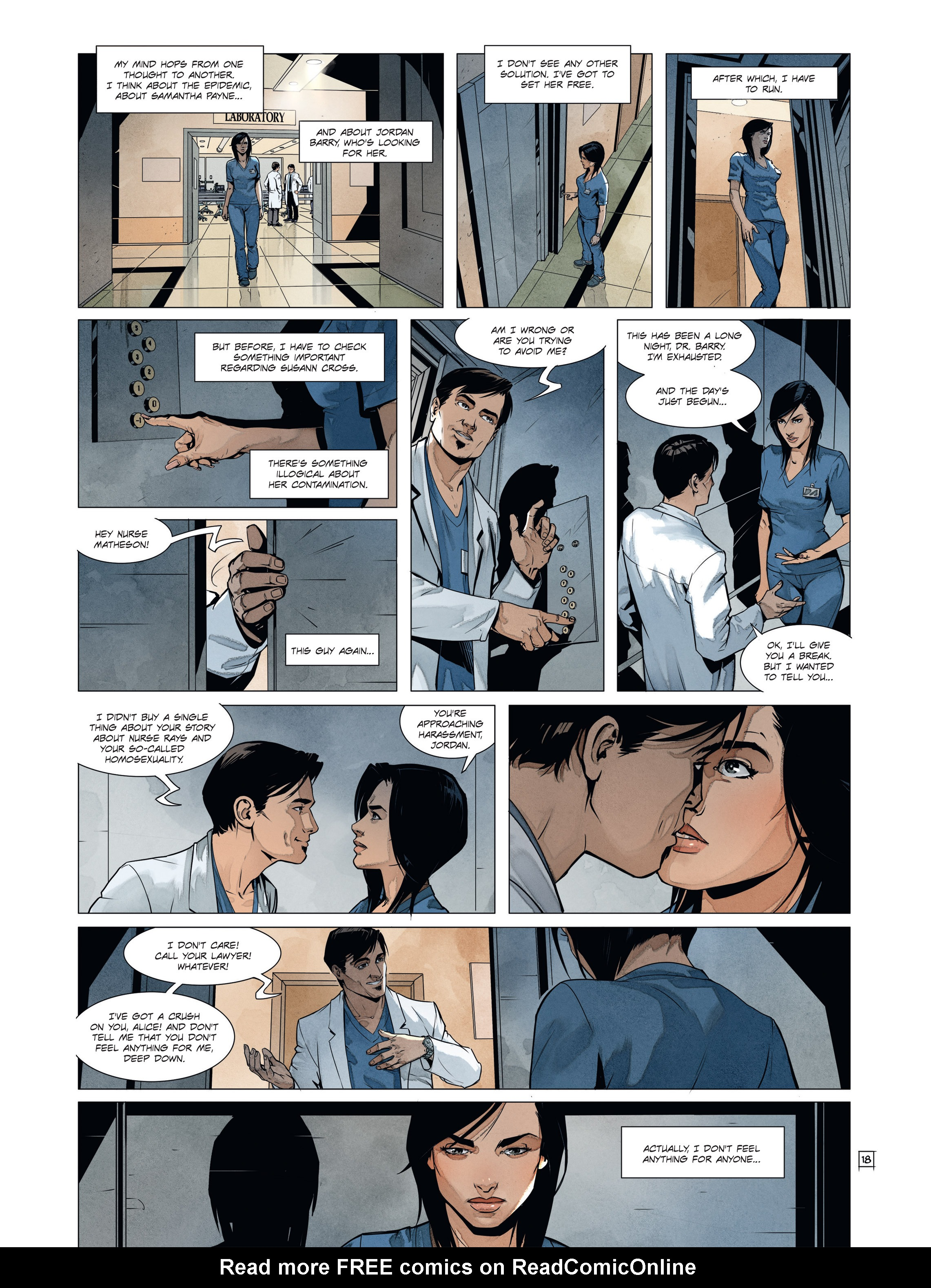Read online Alice Matheson comic -  Issue #1 - 65