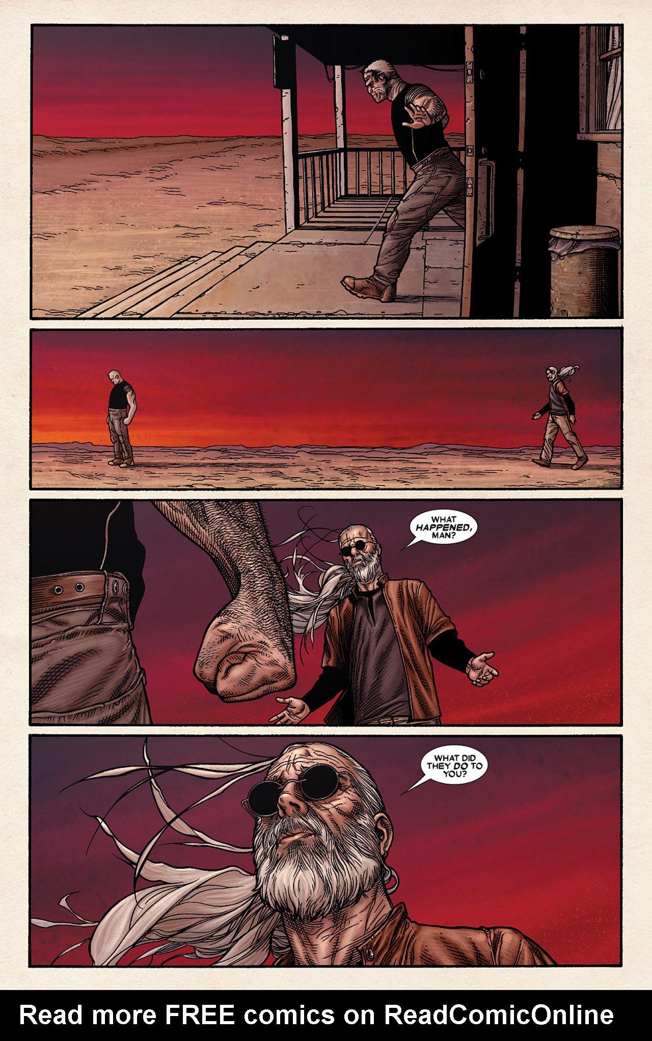Read online Wolverine: Old Man Logan comic -  Issue # Full - 90