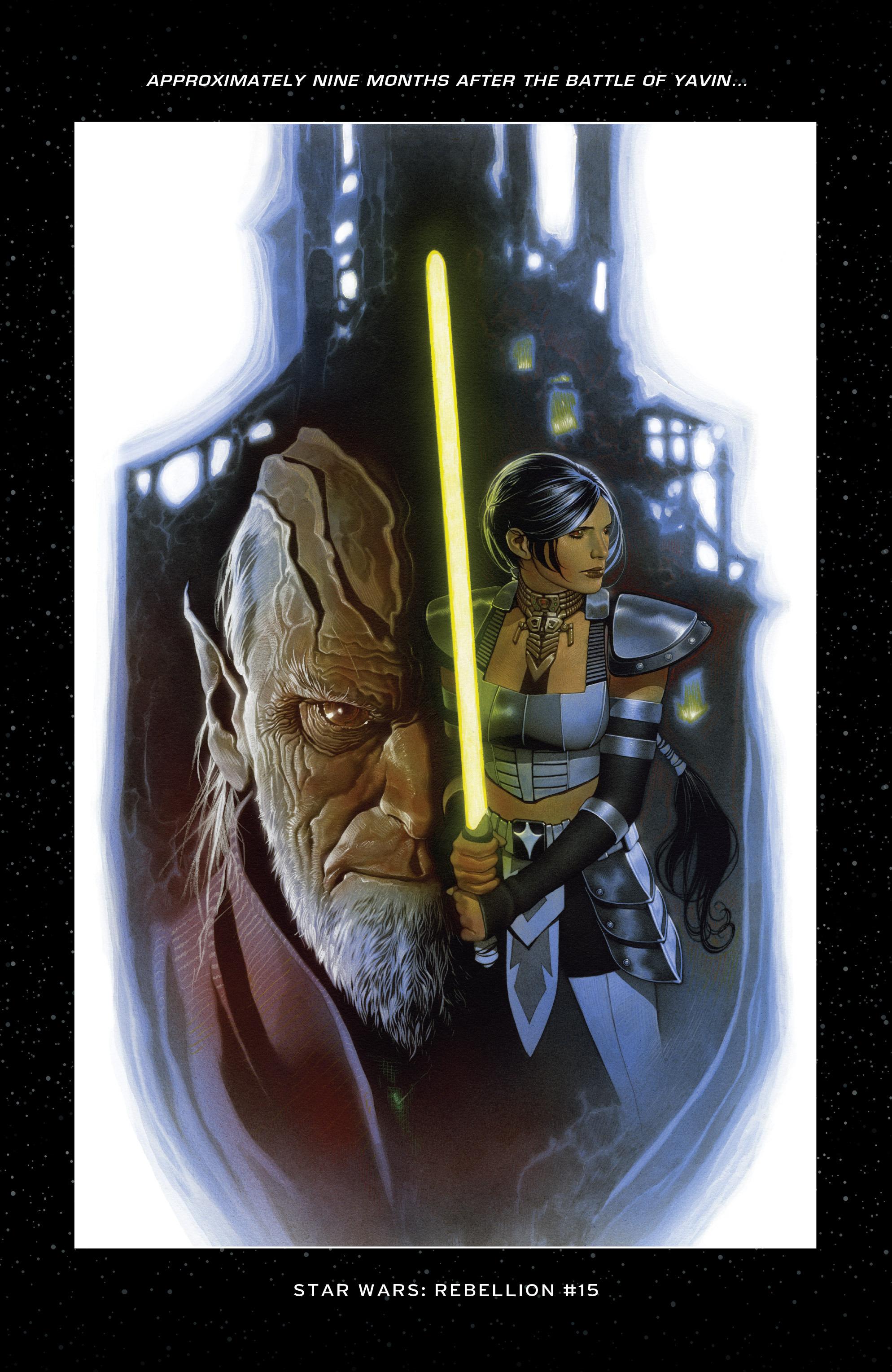 Read online Star Wars Omnibus comic -  Issue # Vol. 20 - 394