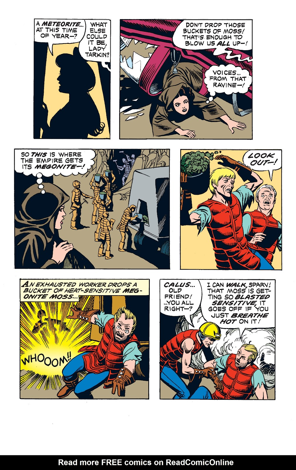 Read online Star Wars Legends: The Newspaper Strips - Epic Collection comic -  Issue # TPB (Part 2) - 53