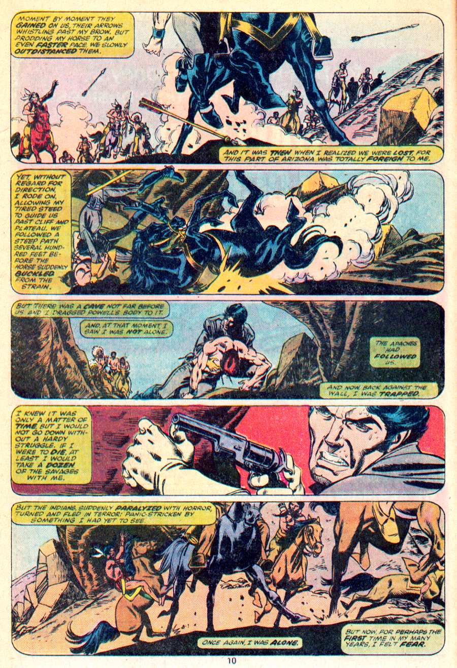 John Carter Warlord of Mars issue 1 - Page 7