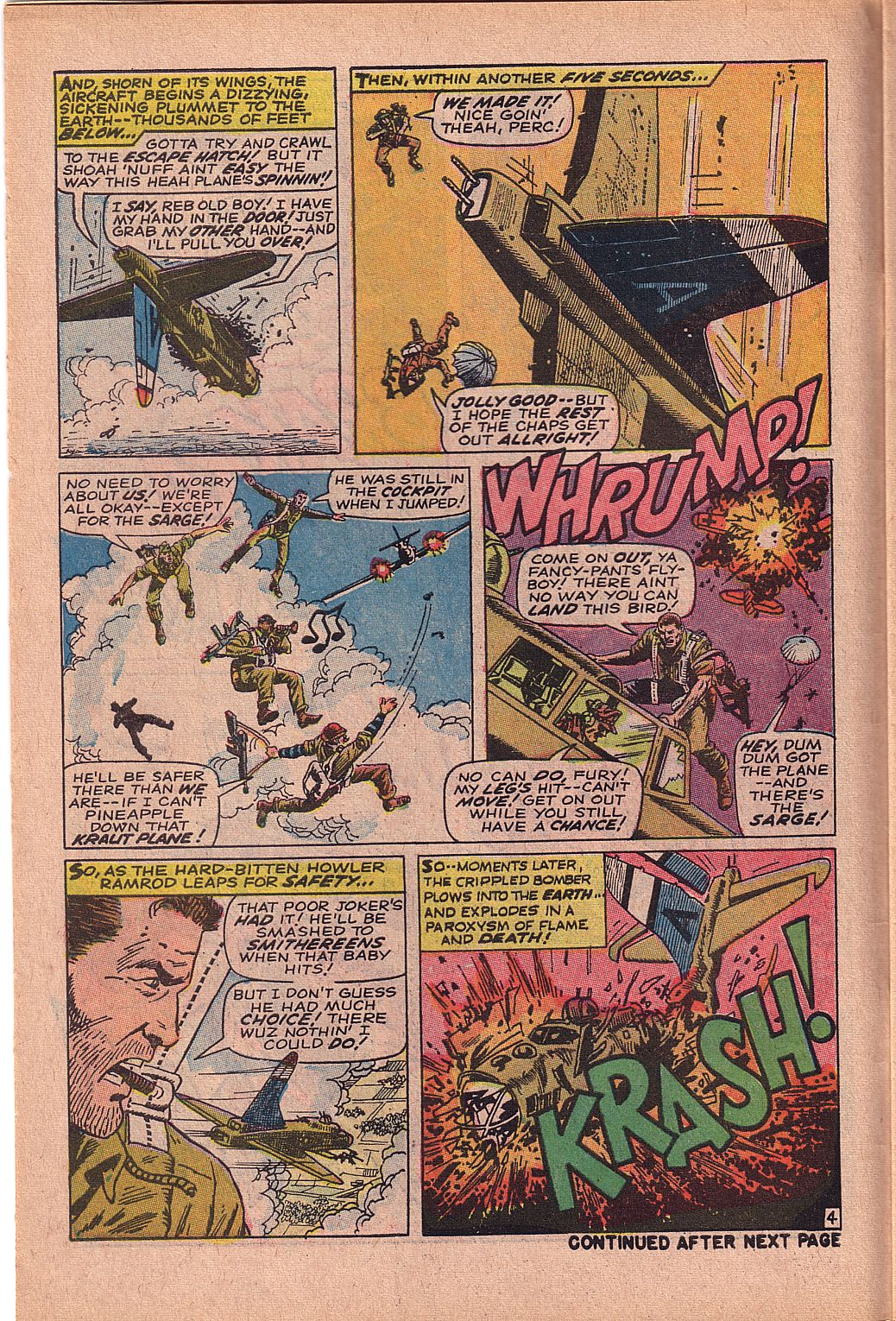 Read online Sgt. Fury comic -  Issue #52 - 6