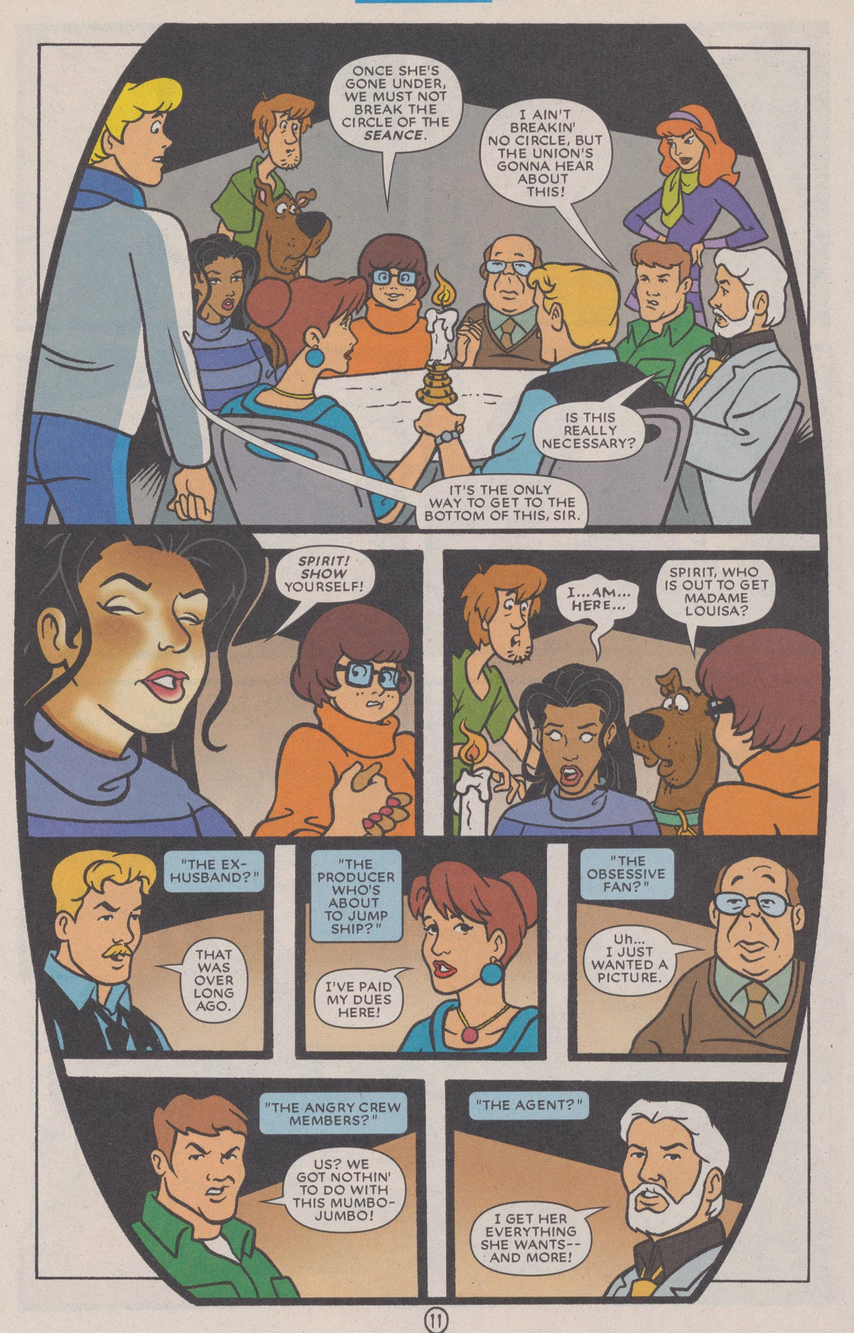 Read online Scooby-Doo (1997) comic -  Issue #72 - 17