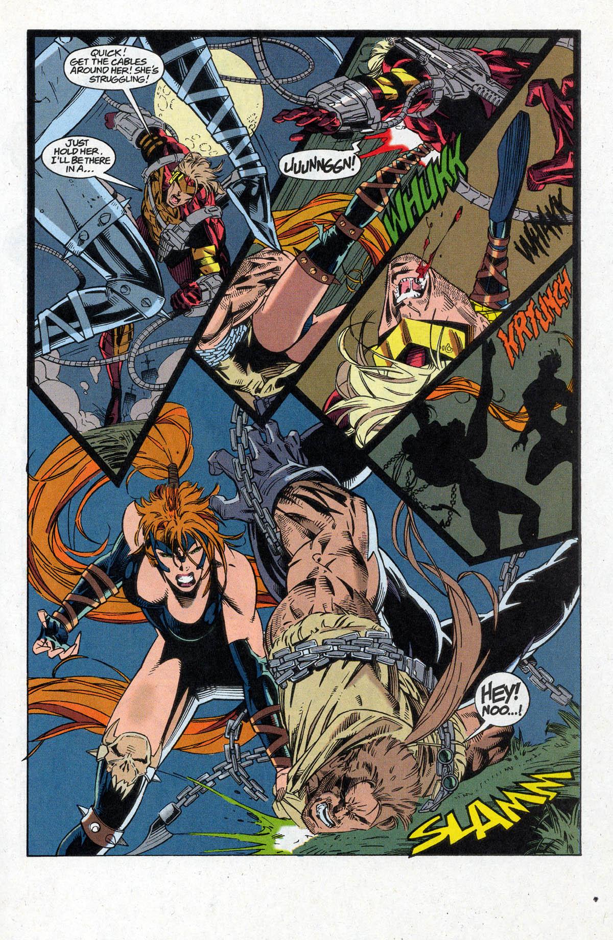 Read online Artemis: Requiem comic -  Issue #2 - 5