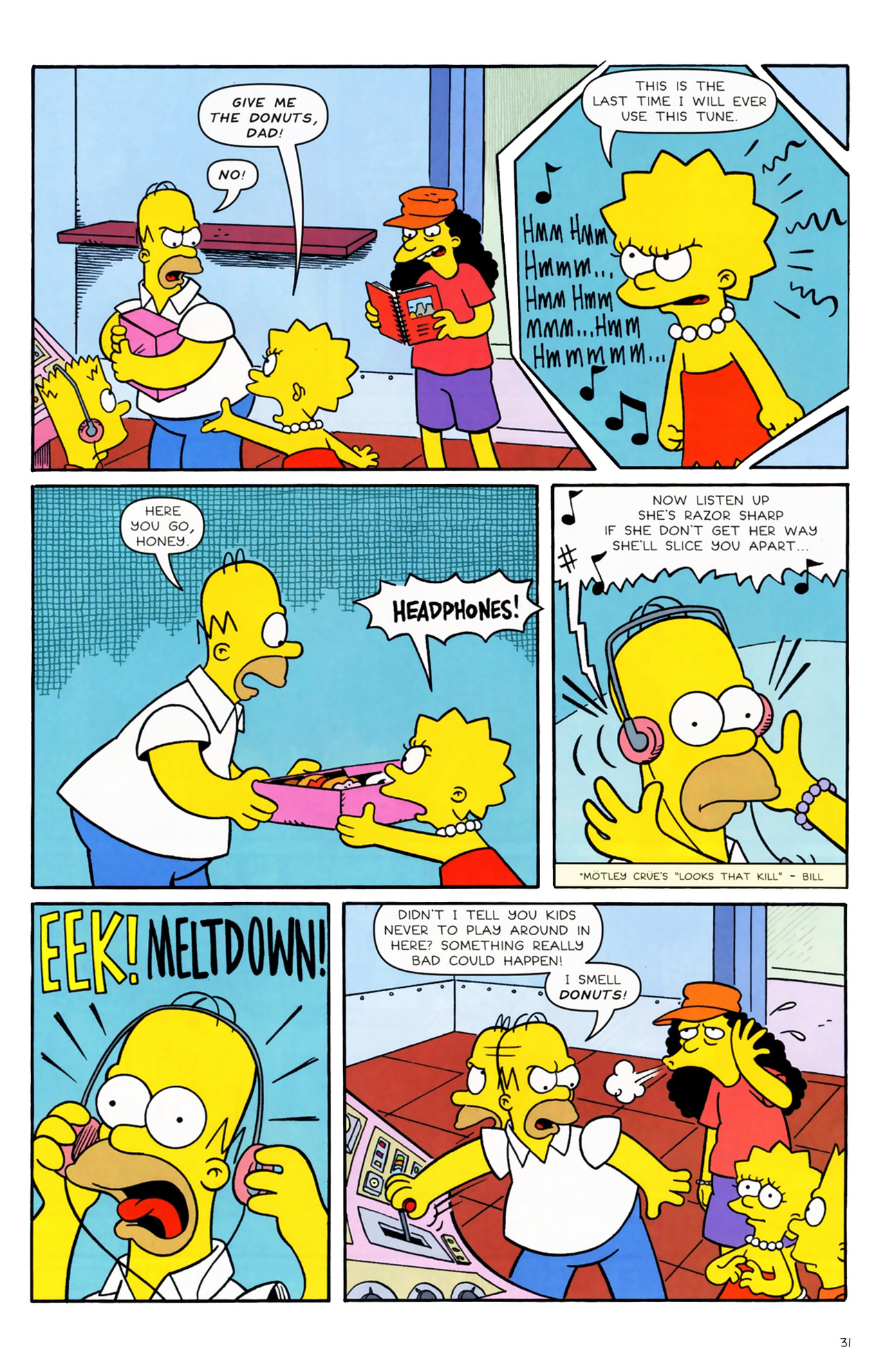 Read online Simpsons Comics comic -  Issue #170 - 24
