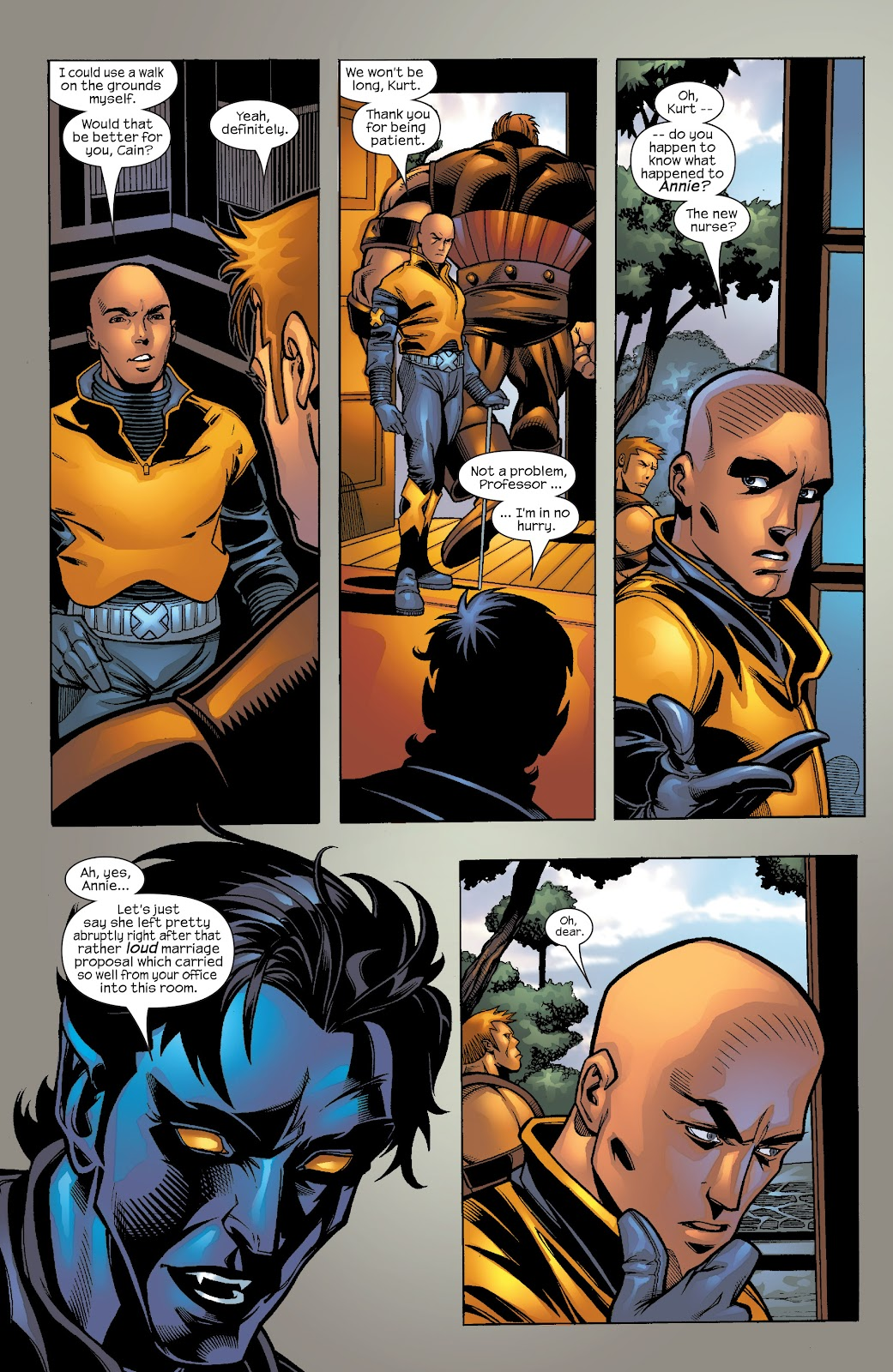 Read online X-Men: Unstoppable comic -  Issue # TPB (Part 4) - 23