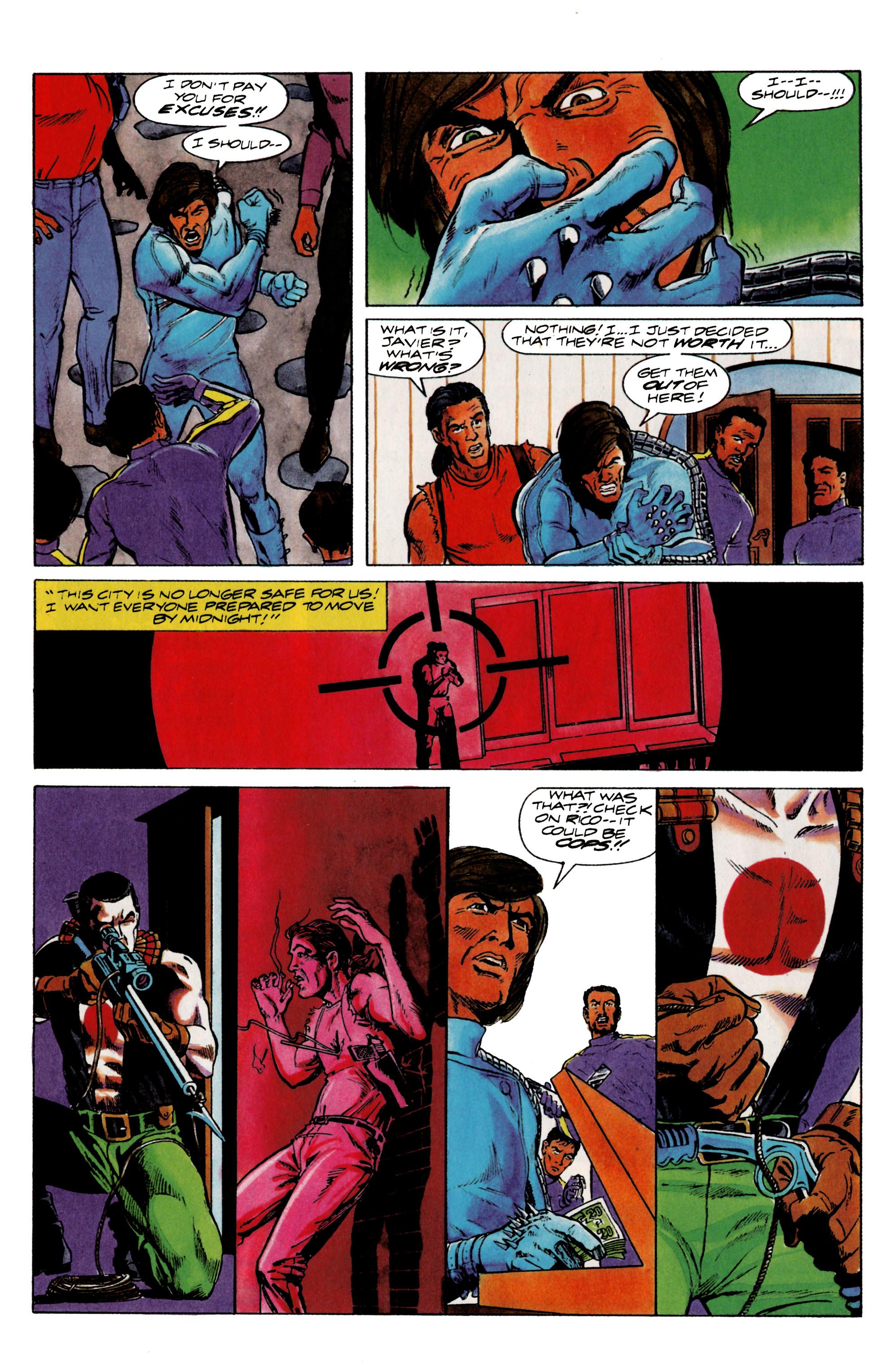 Read online Eternal Warrior (1992) comic -  Issue #14 - 11