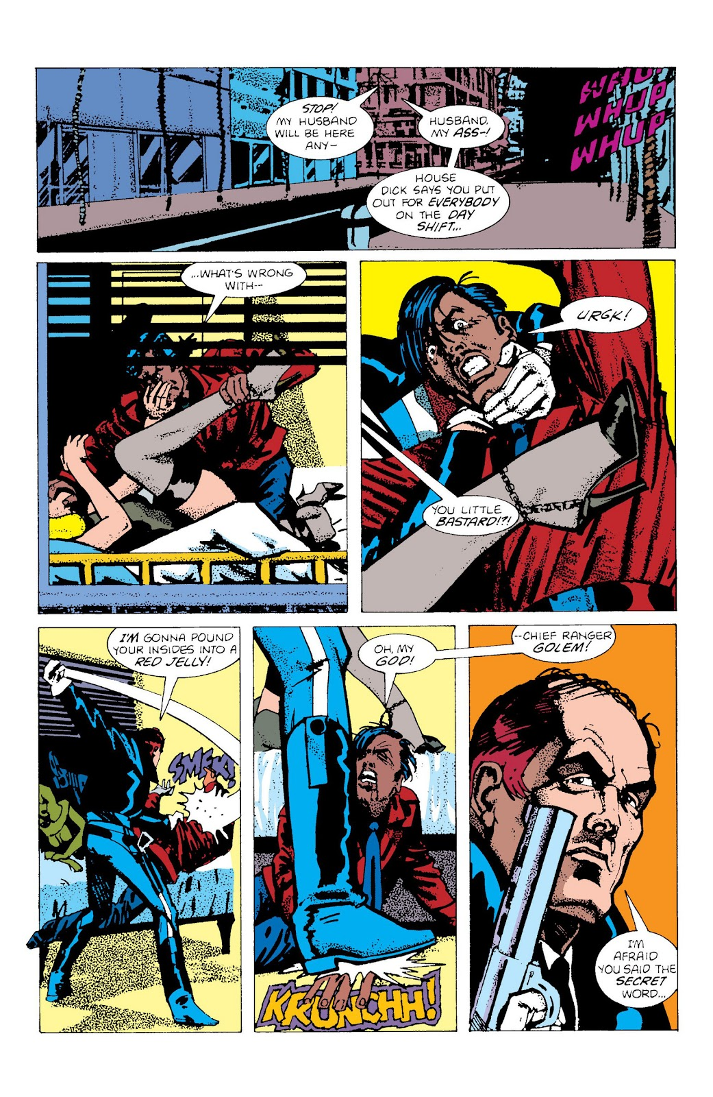 American Flagg! issue Definitive Collection (Part 2) - Page 80