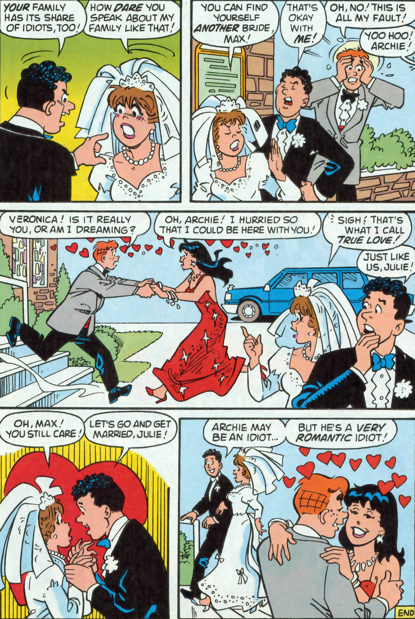 Read online Archie (1960) comic -  Issue #476 - 7