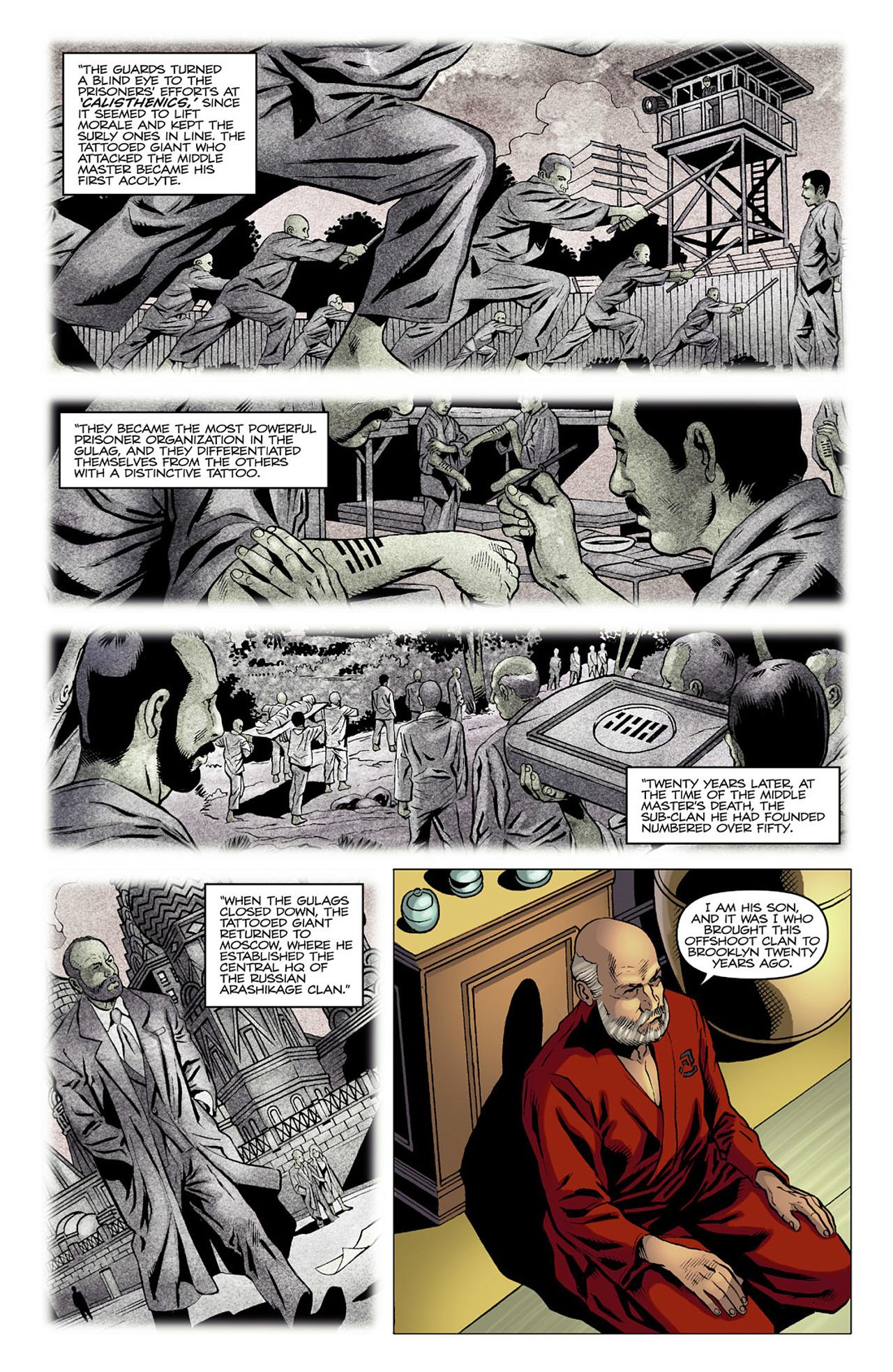 G.I. Joe: A Real American Hero 170 Page 19
