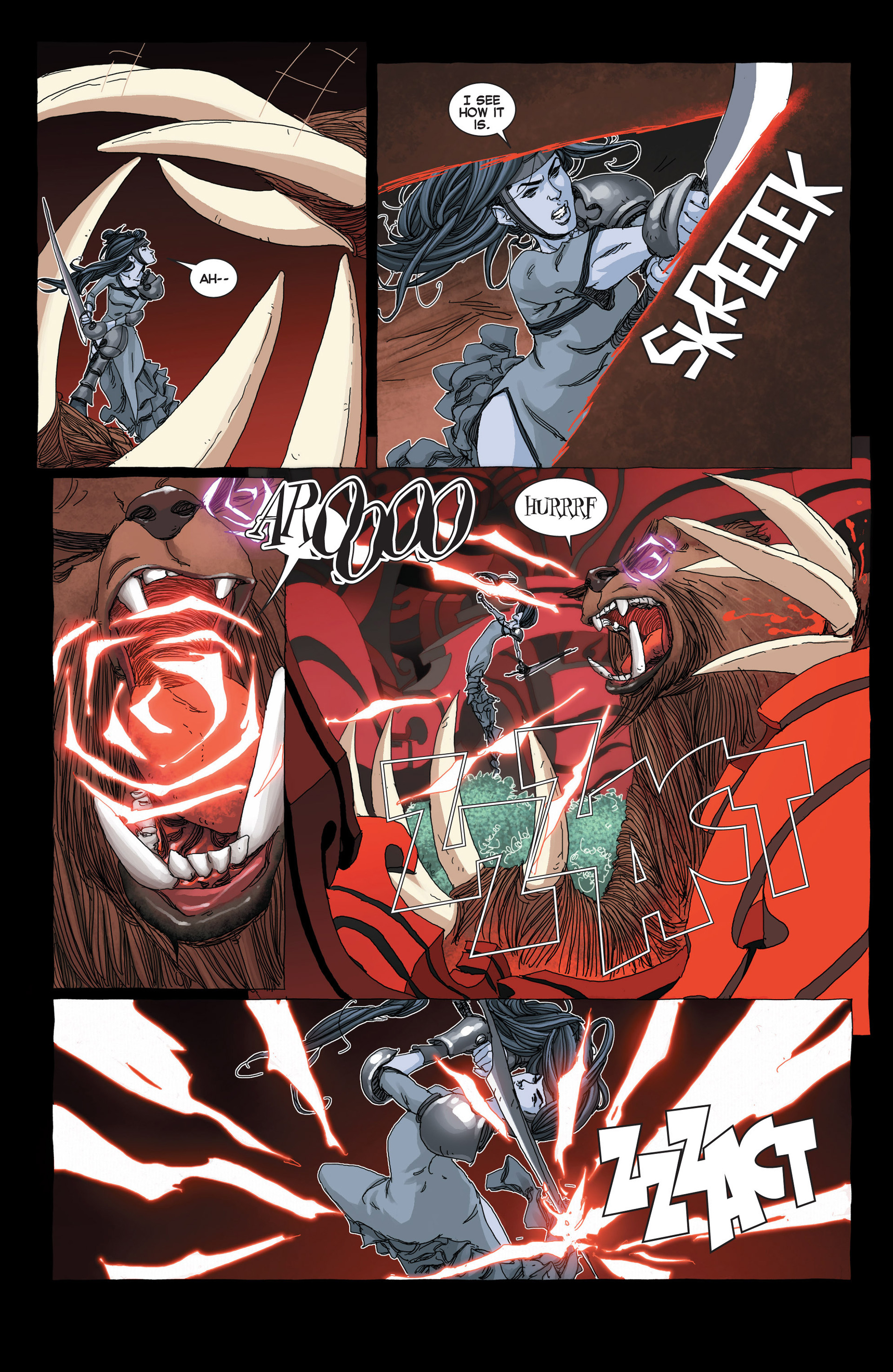 Read online Uncanny X-Force (2013) comic -  Issue #4 - 5