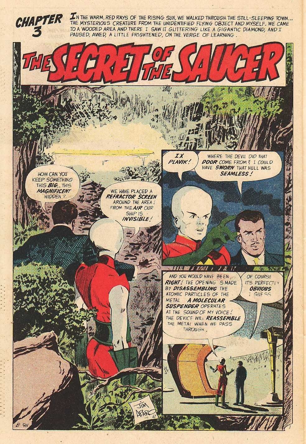 Space Adventures (1968) issue 1 - Page 24