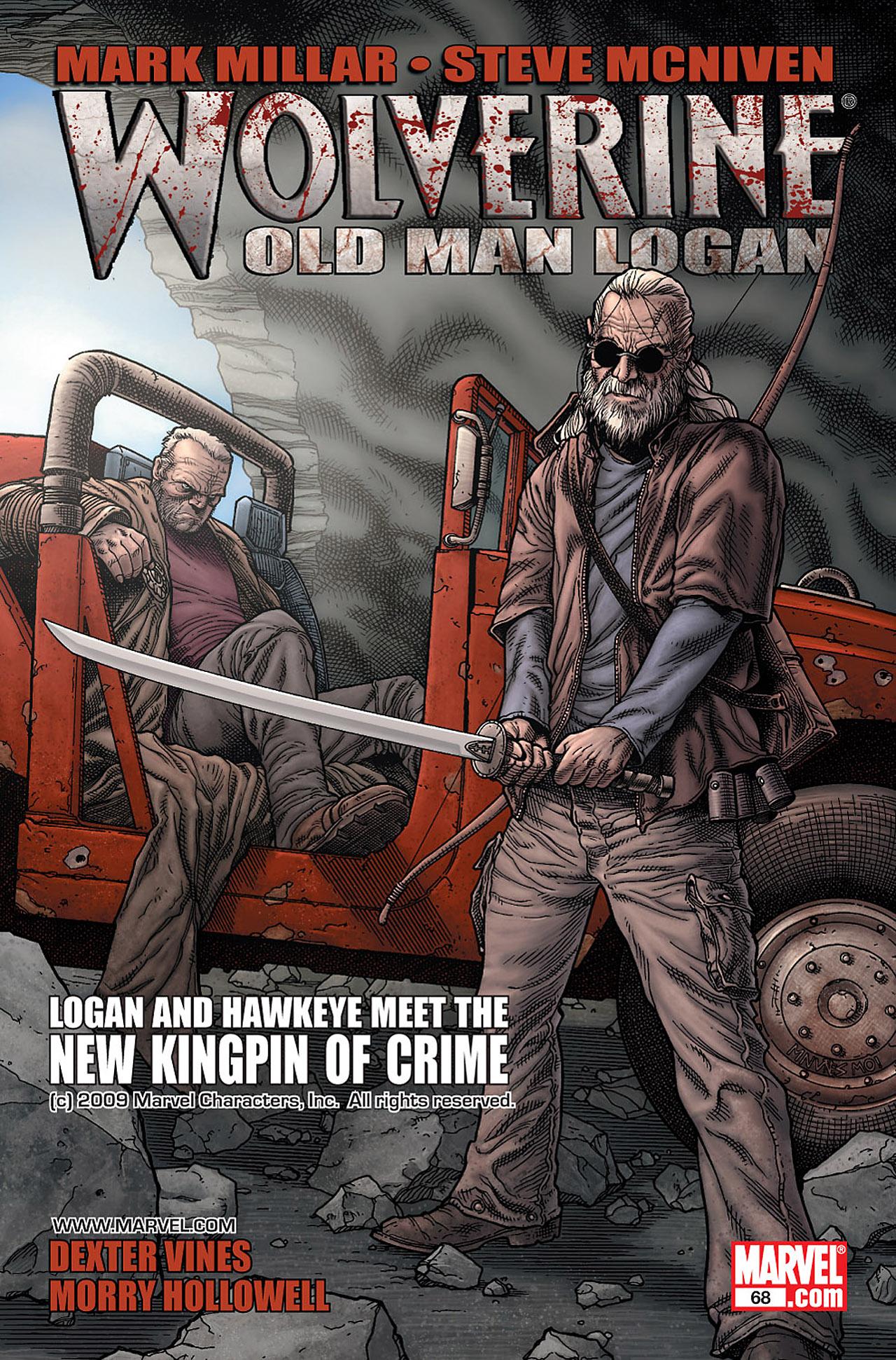 Read online Wolverine: Old Man Logan comic -  Issue # Full - 48