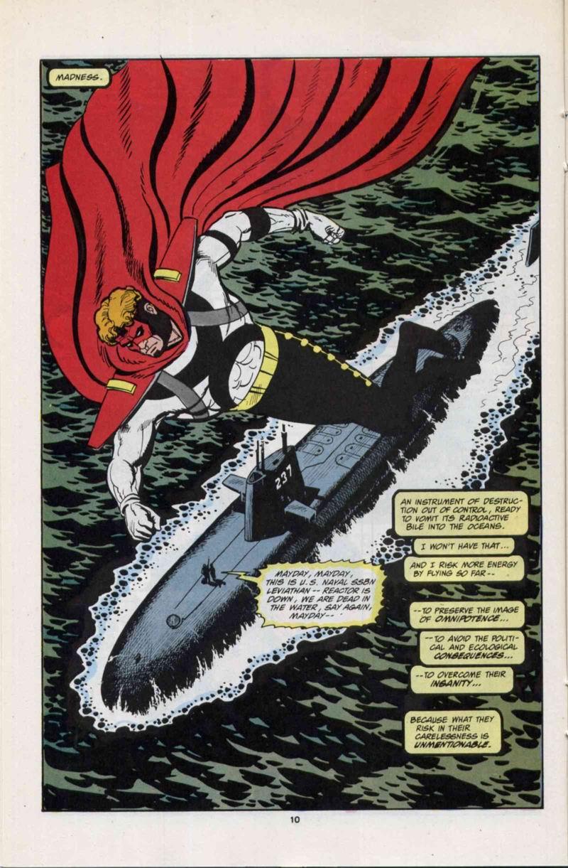 Read online Doctor Zero comic -  Issue #6 - 12