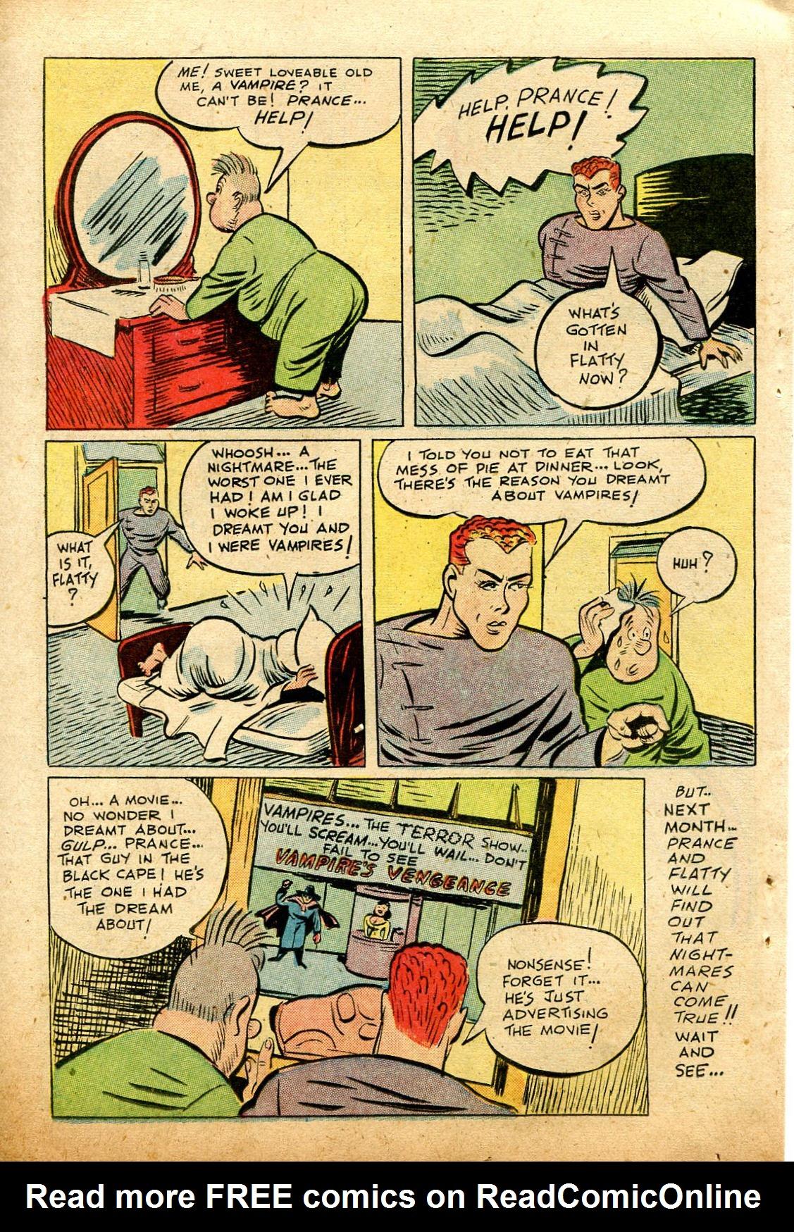 Read online Shadow Comics comic -  Issue #74 - 36