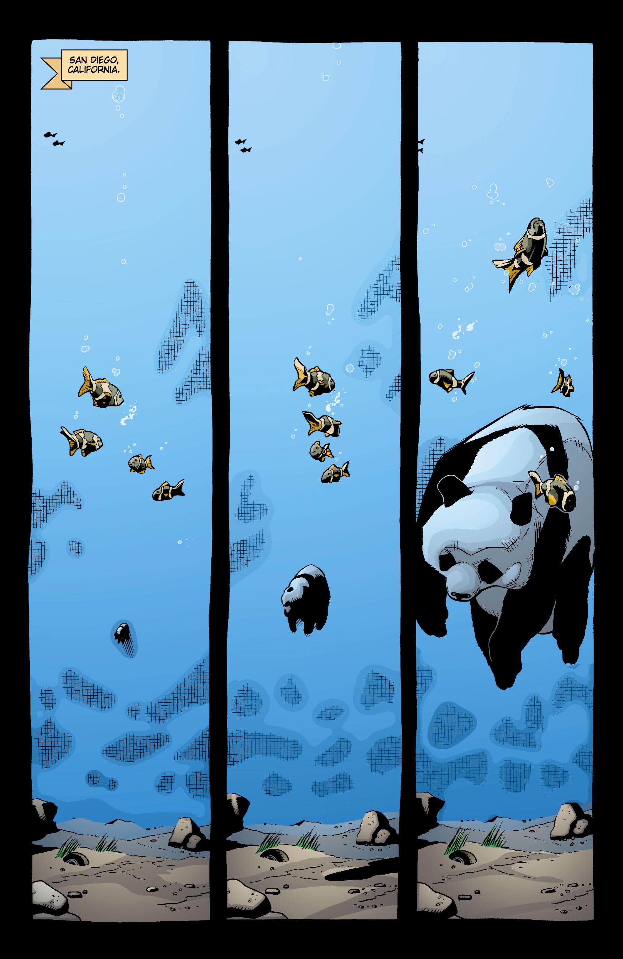 Read online Aquaman (2003) comic -  Issue #15 - 2