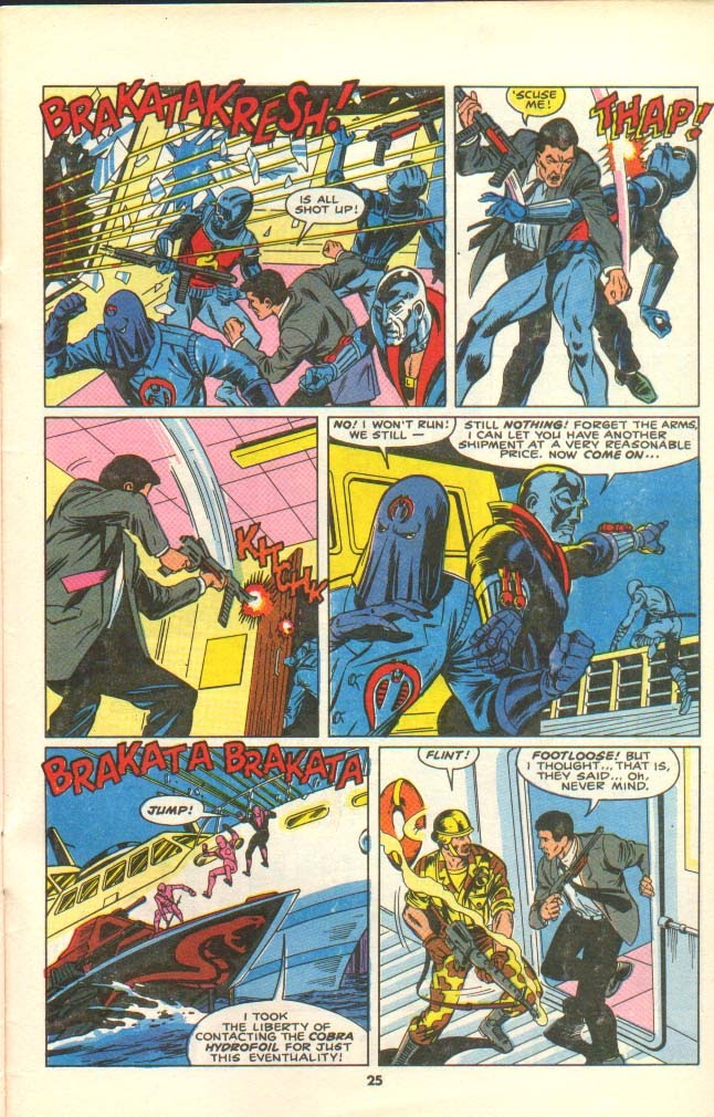 G.I. Joe European Missions issue 8 - Page 21