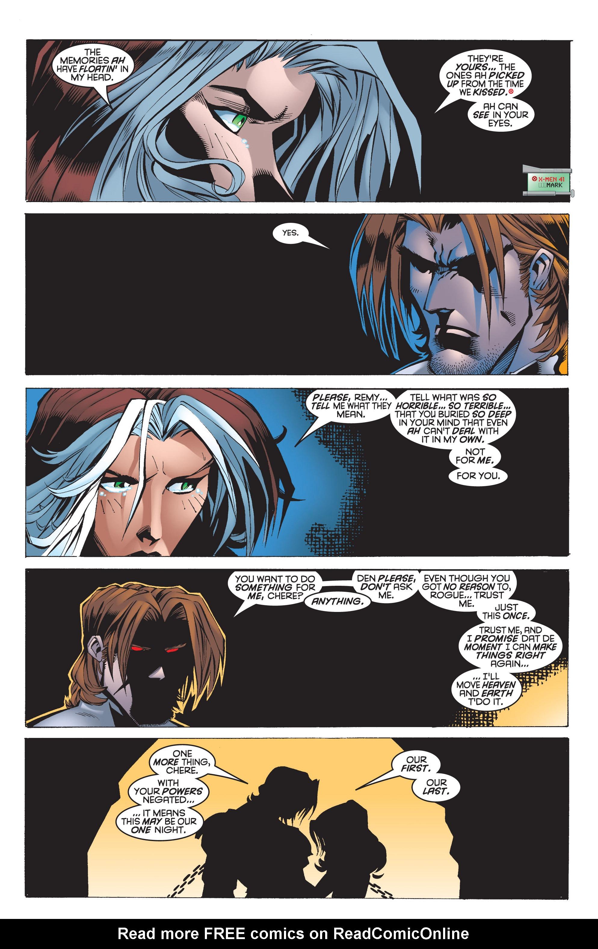 Read online Uncanny X-Men (1963) comic -  Issue #348 - 21