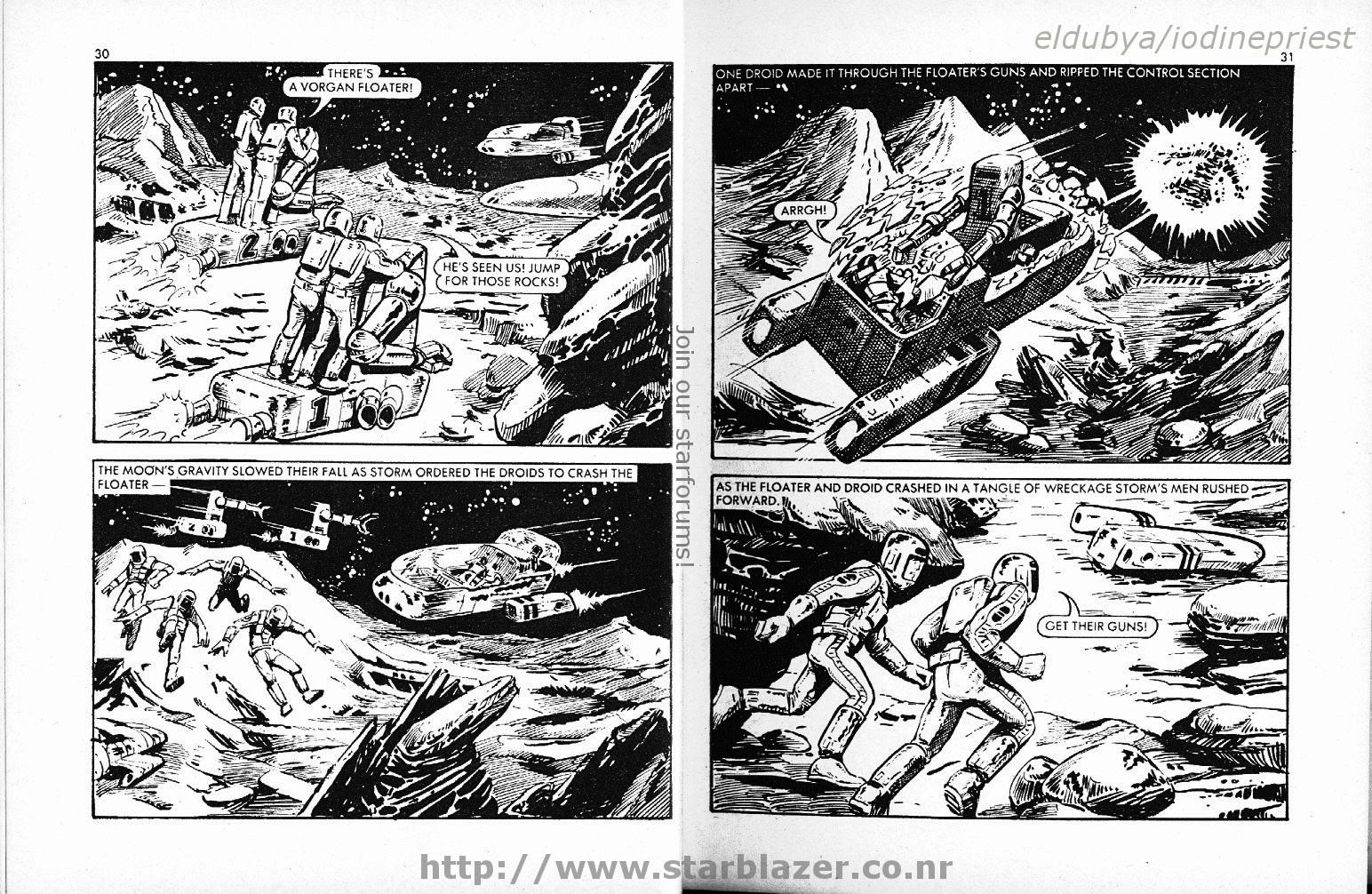 Starblazer issue 98 - Page 17