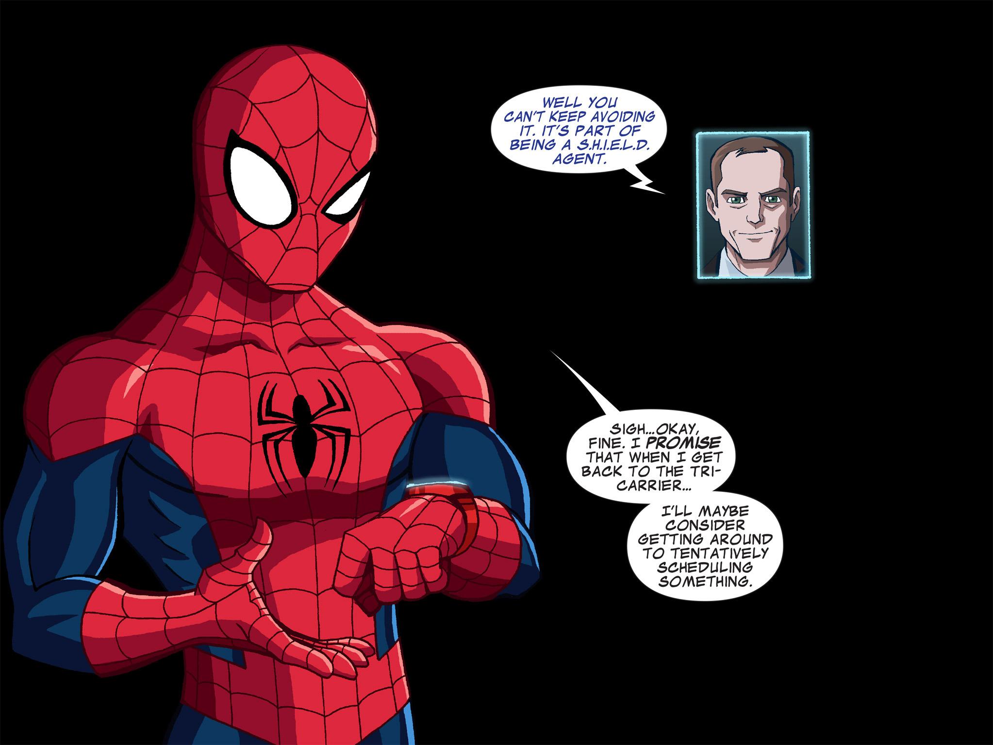 Read online Ultimate Spider-Man (Infinite Comics) (2015) comic -  Issue #1 - 20