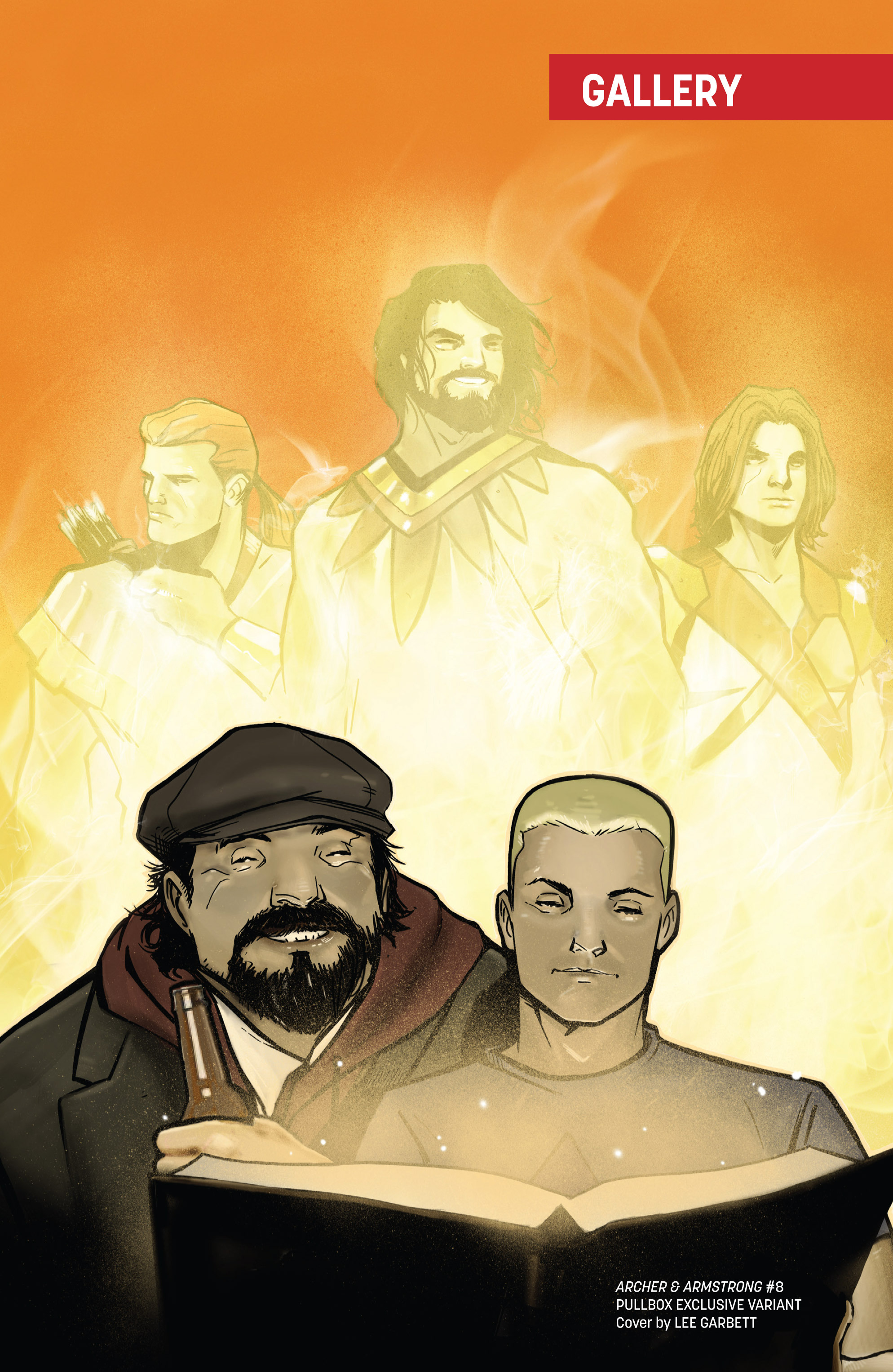 Read online Archer and Armstrong comic -  Issue #Archer and Armstrong _TPB 3 - 118