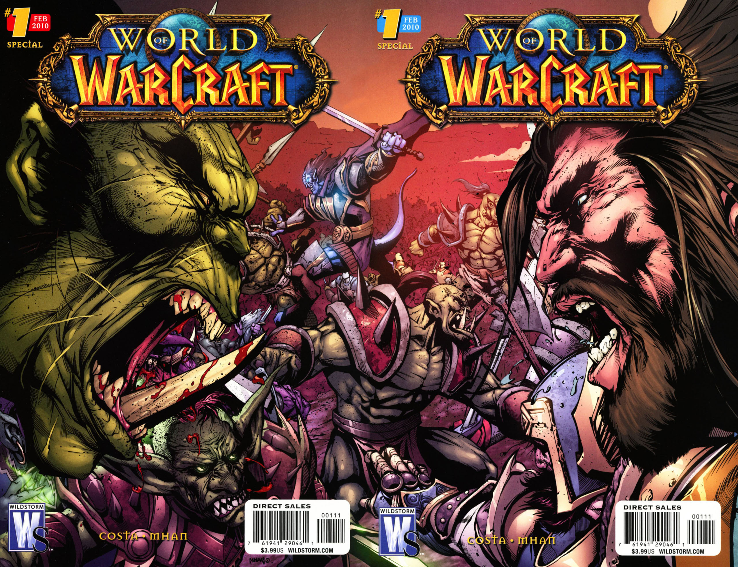 Read online World of Warcraft Special comic -  Issue # Full - 3