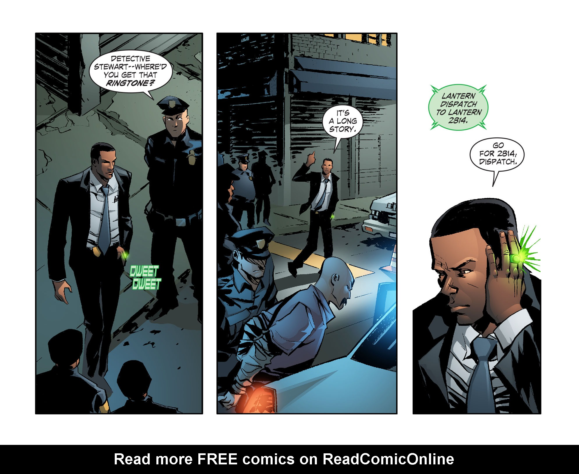 Read online Smallville: Lantern [I] comic -  Issue #2 - 9