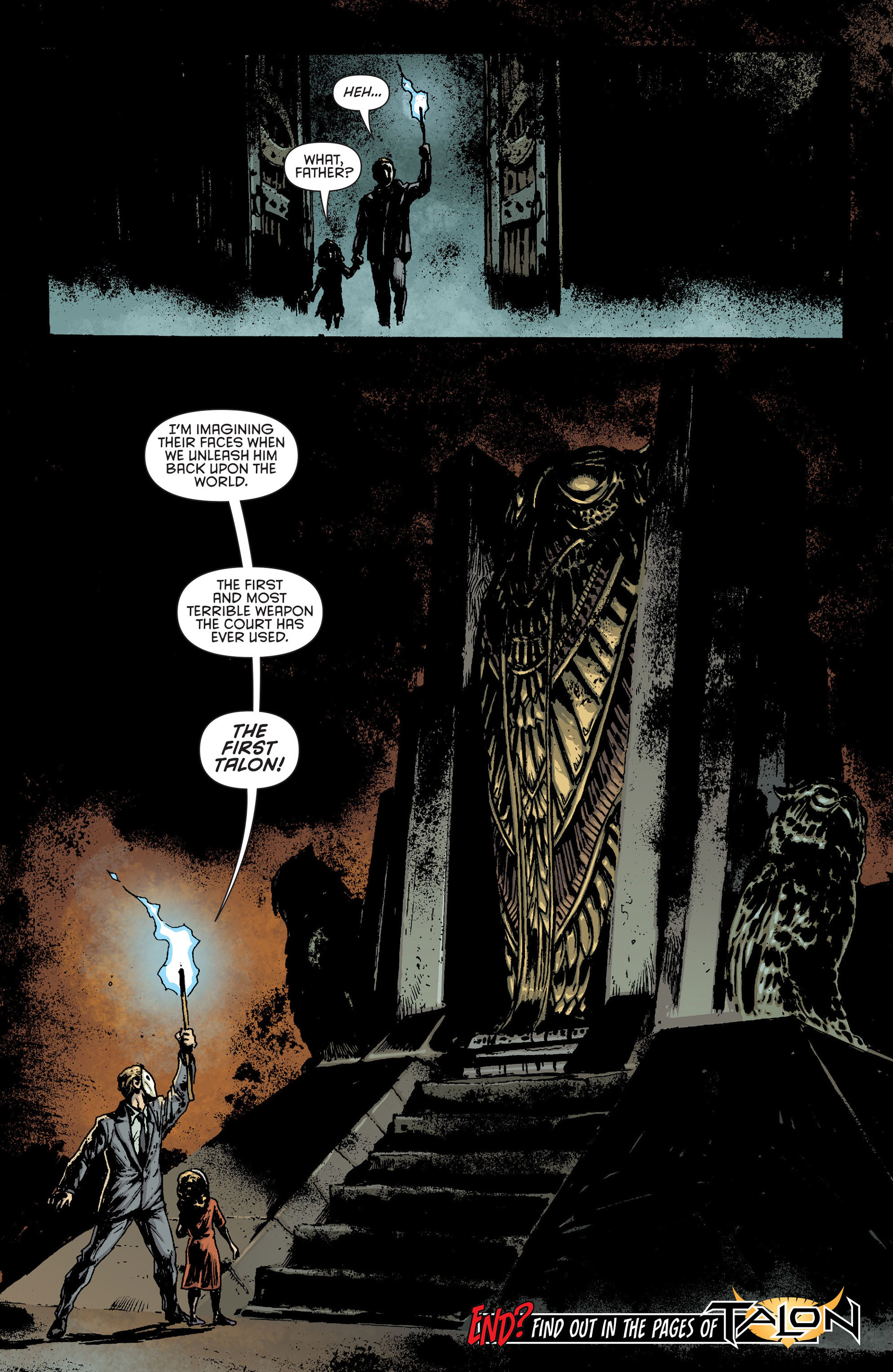 Read online Batman and Robin (2011) comic -  Issue #23.2 - 21