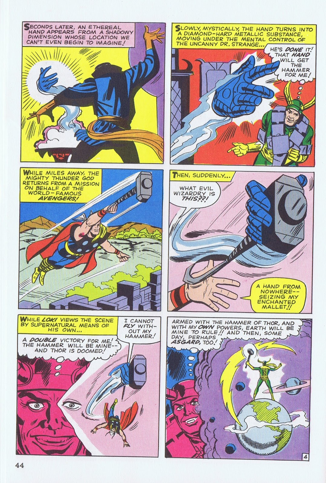 Doctor Strange: Master of the Mystic Arts issue TPB - Page 42