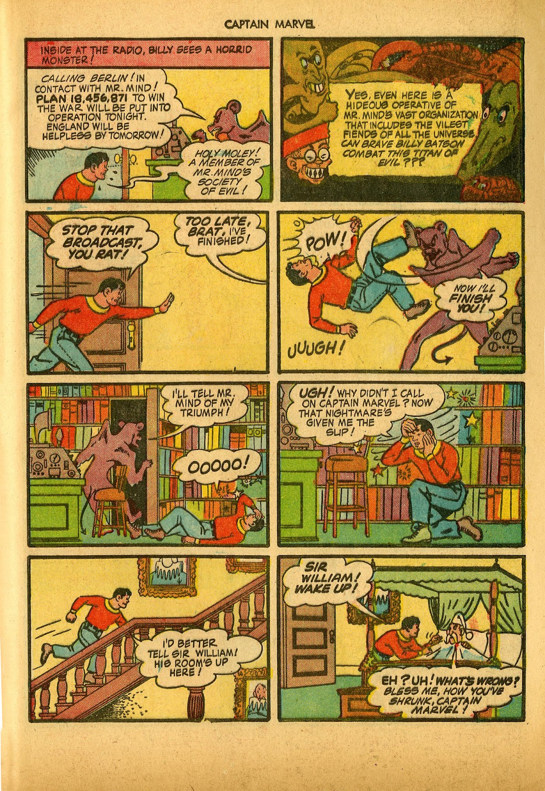 Captain Marvel Adventures issue 36 - Page 45